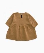Vestido de algodón orgánico | Woodwork