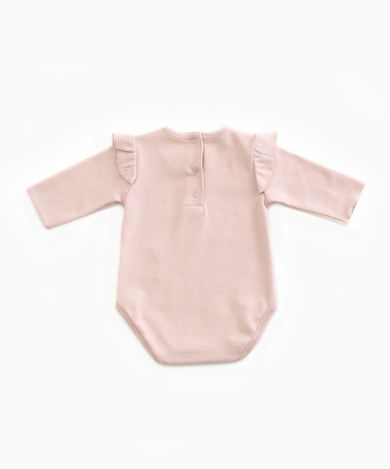Body in organic cotton