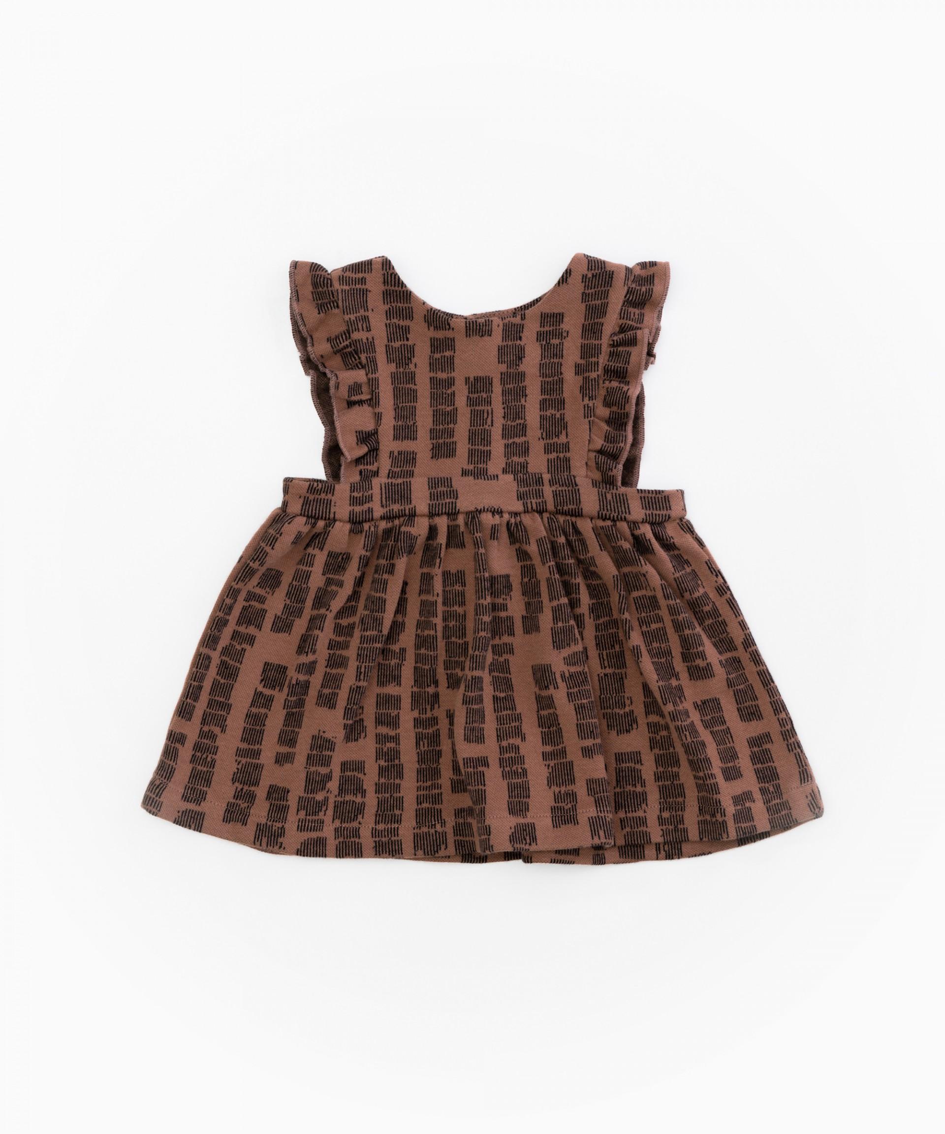 Vestito in maglina senza maniche | Woodwork
