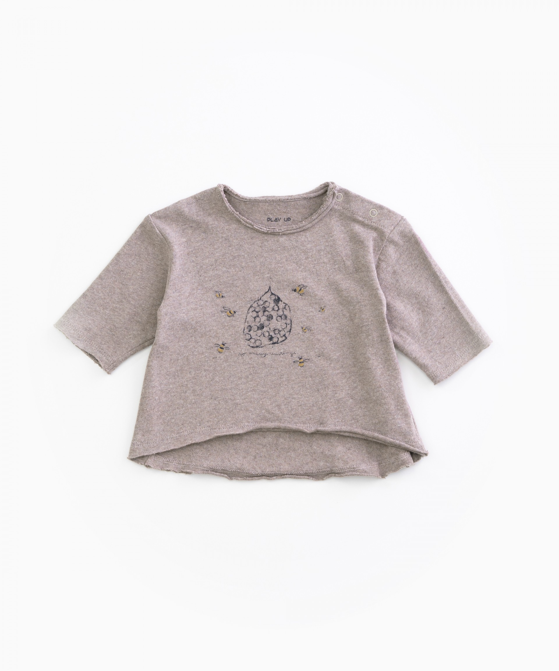 T-shirt con stampa | Woodwork