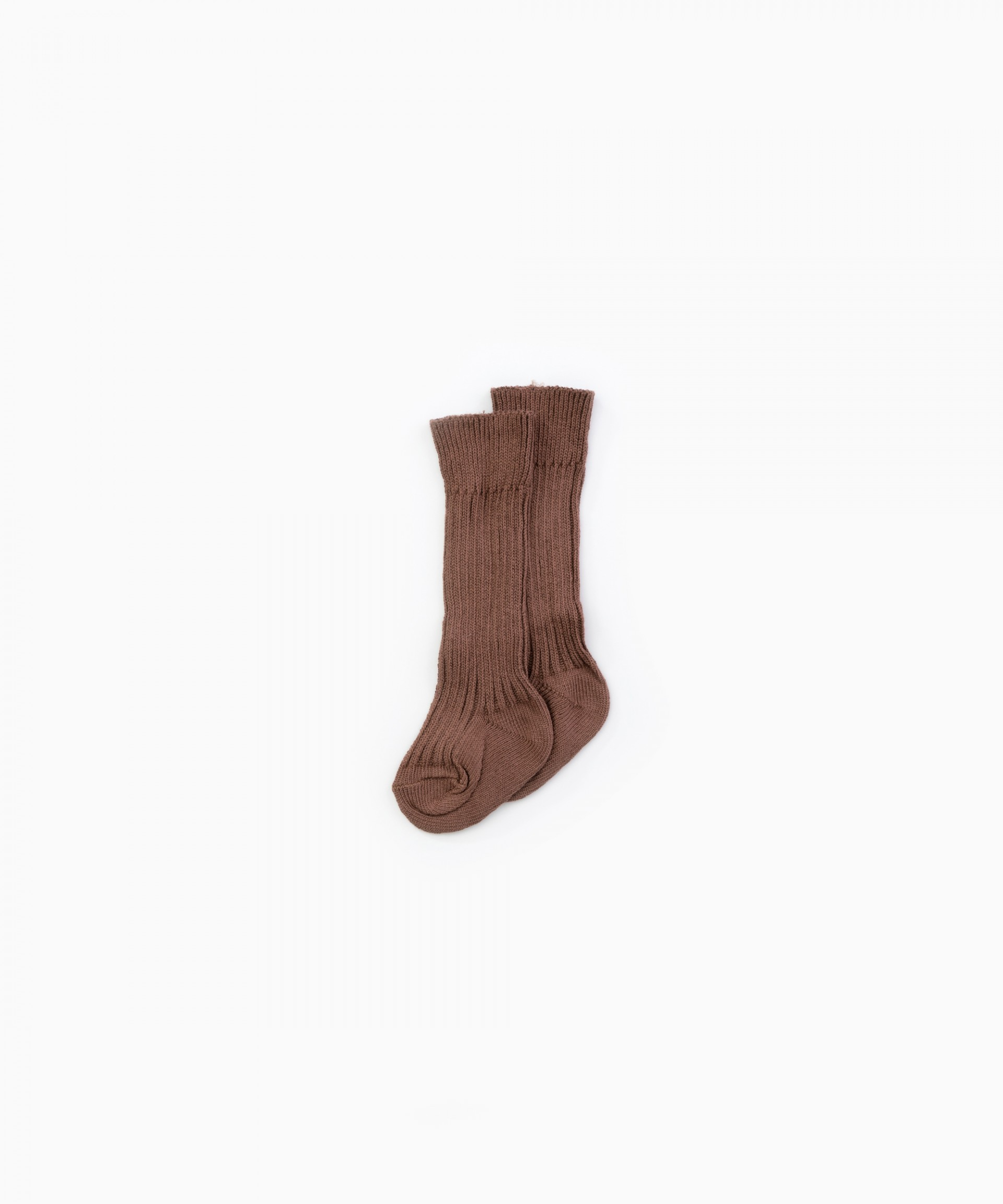 Socks with recycled fibres | Woodwork