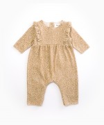 Jumpsuit in organic cotton| Woodwork