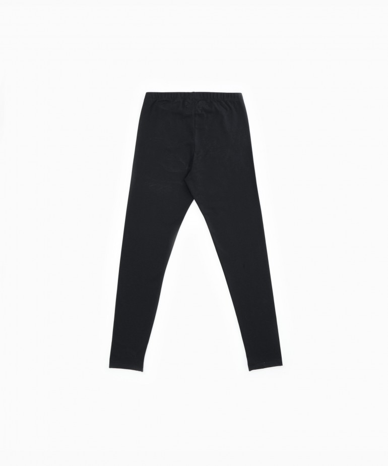 Leggings in organic cotton