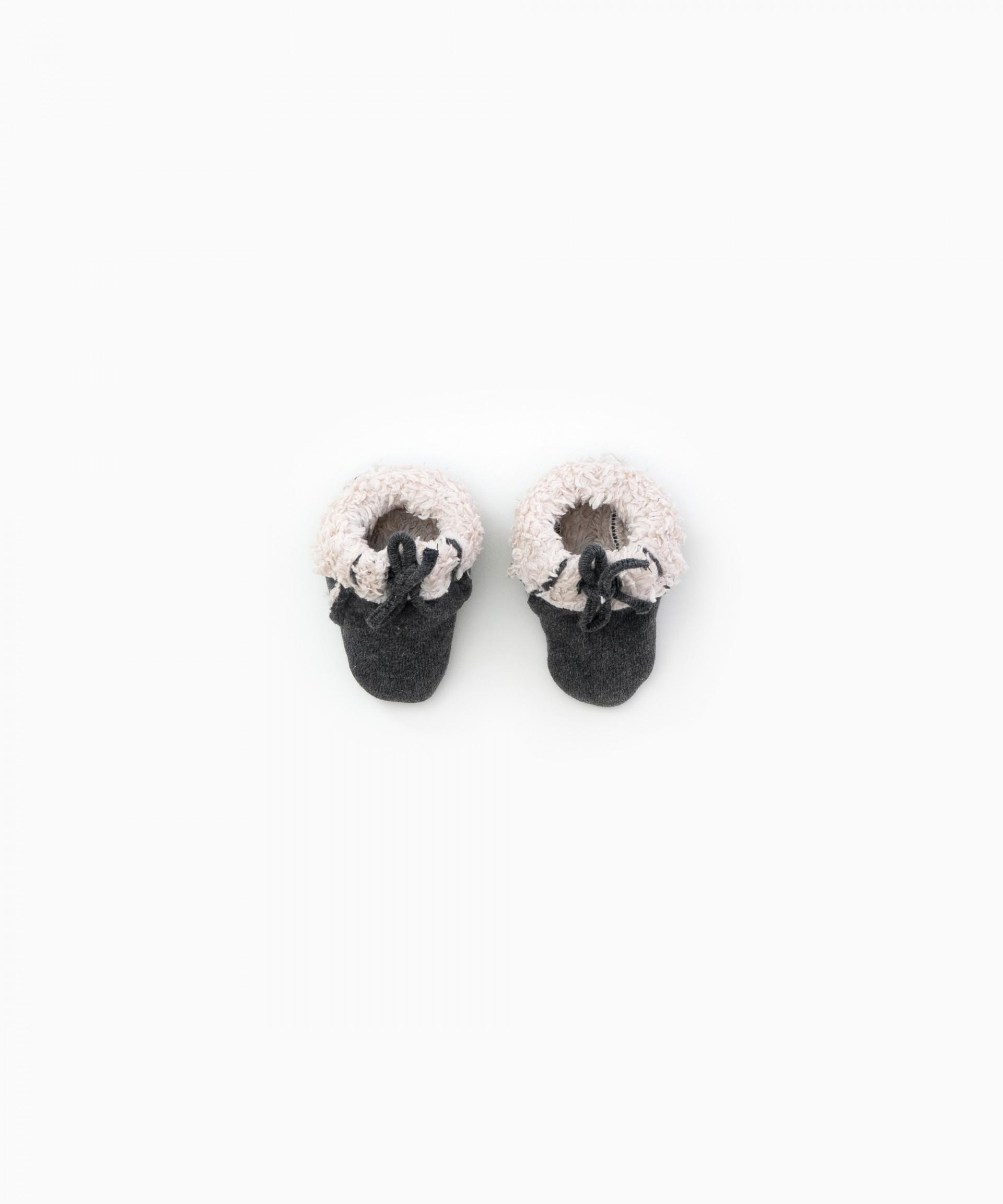 Sapatos com forro de pêlo | Woodwork