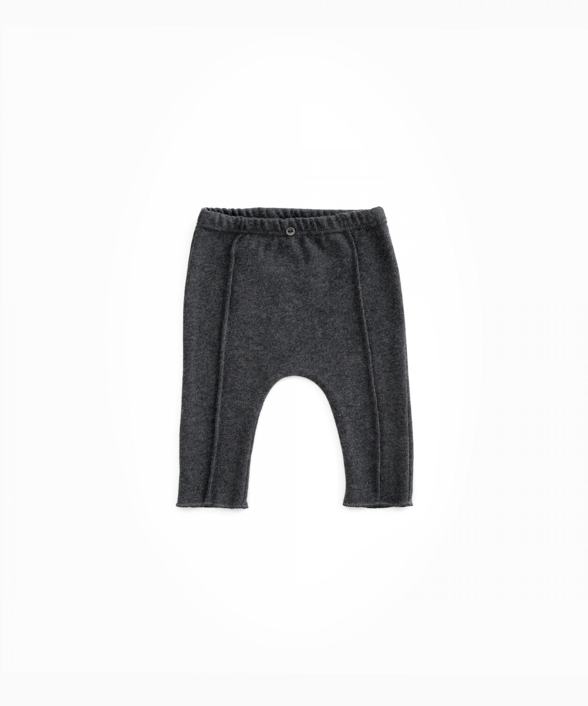 Pantalón de algodón orgánico | Woodwork