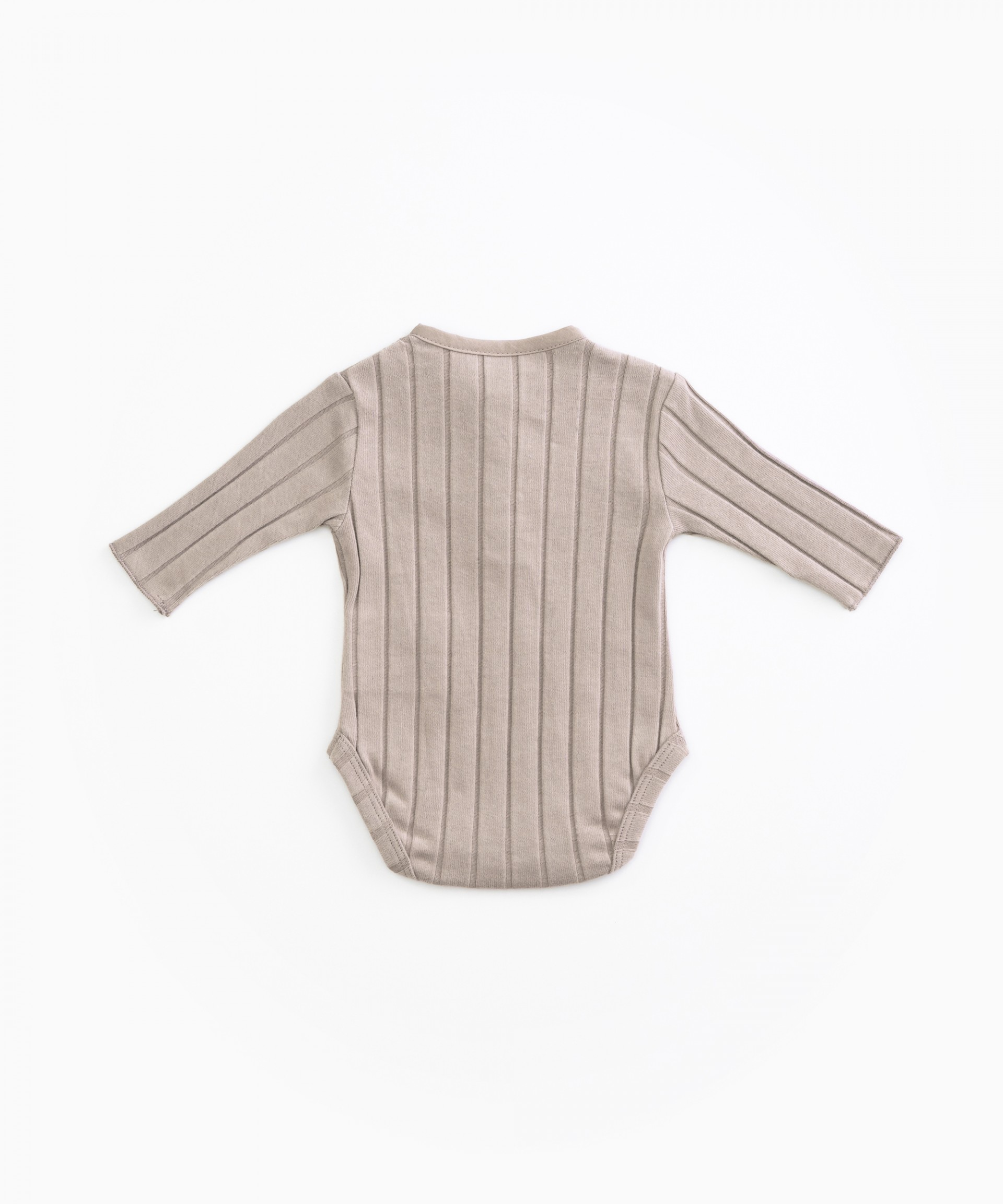 Body in cotone organico | Woodwork
