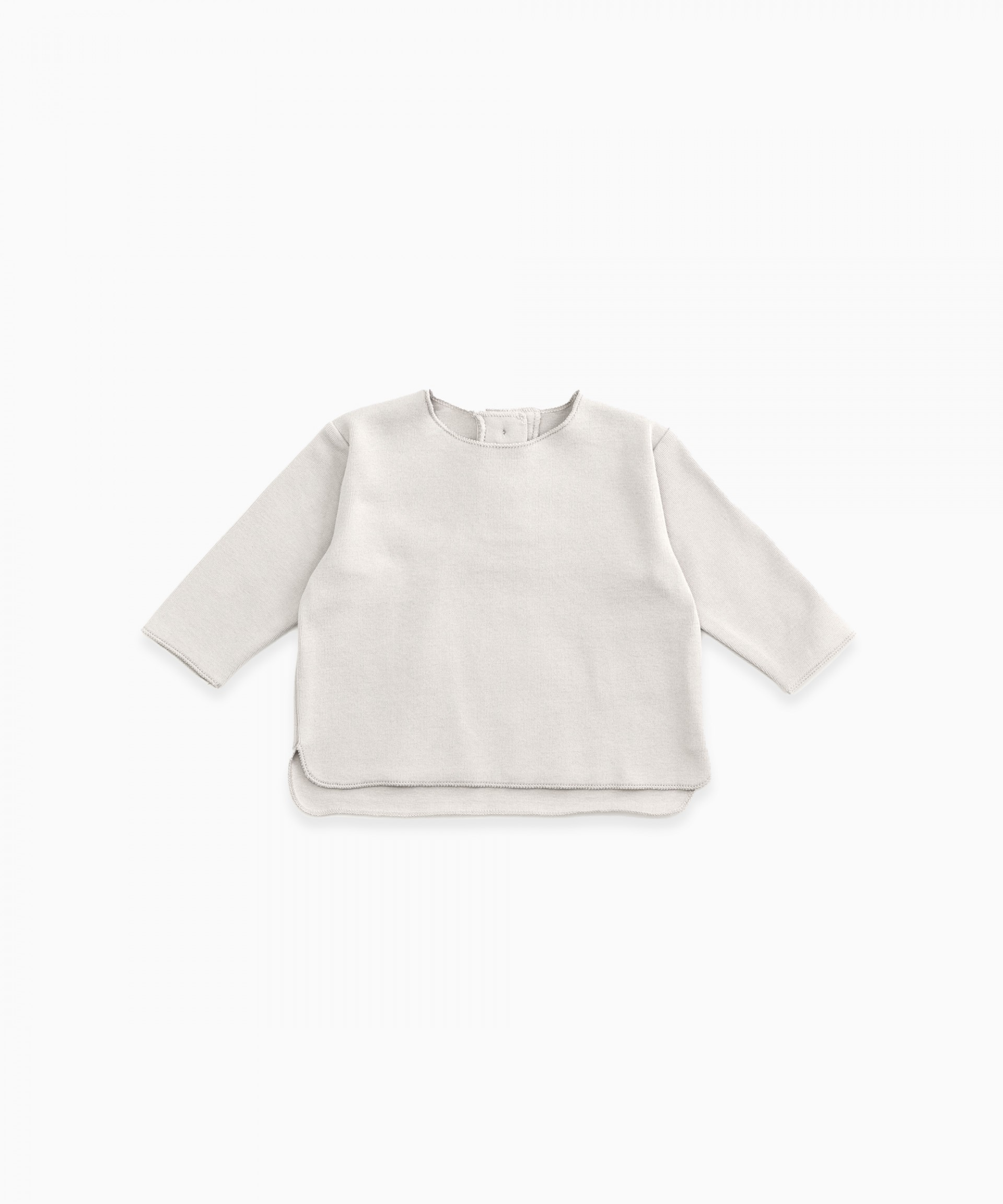 Jersey stitch organic cotton T-shirt | Woodwork