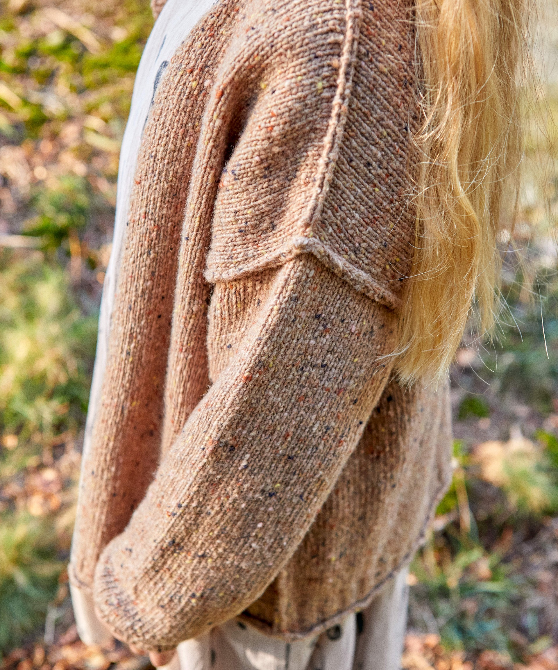 Jersey tricot | Woodwork
