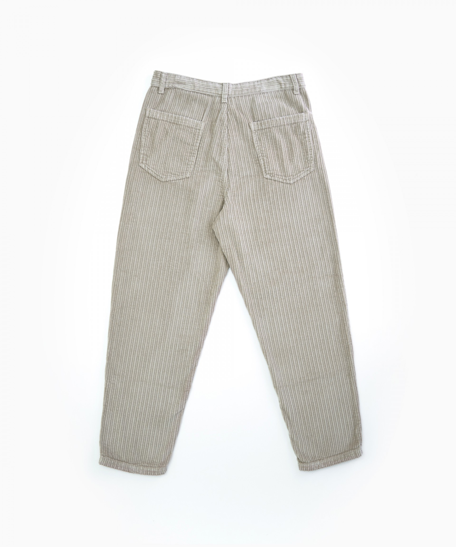 Trousers in cotton corduroy | Woodwork