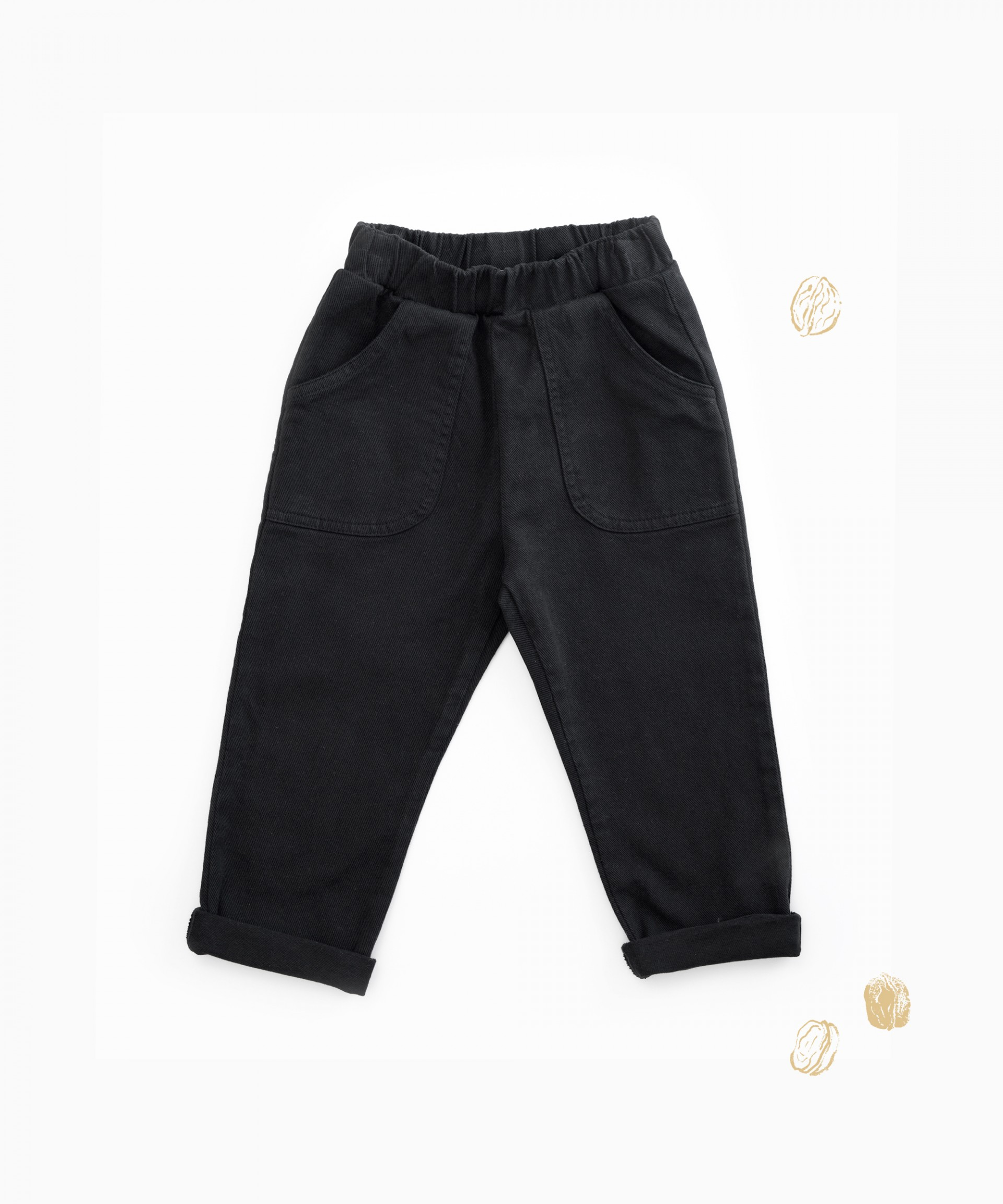 Serge trousers | Woodwork
