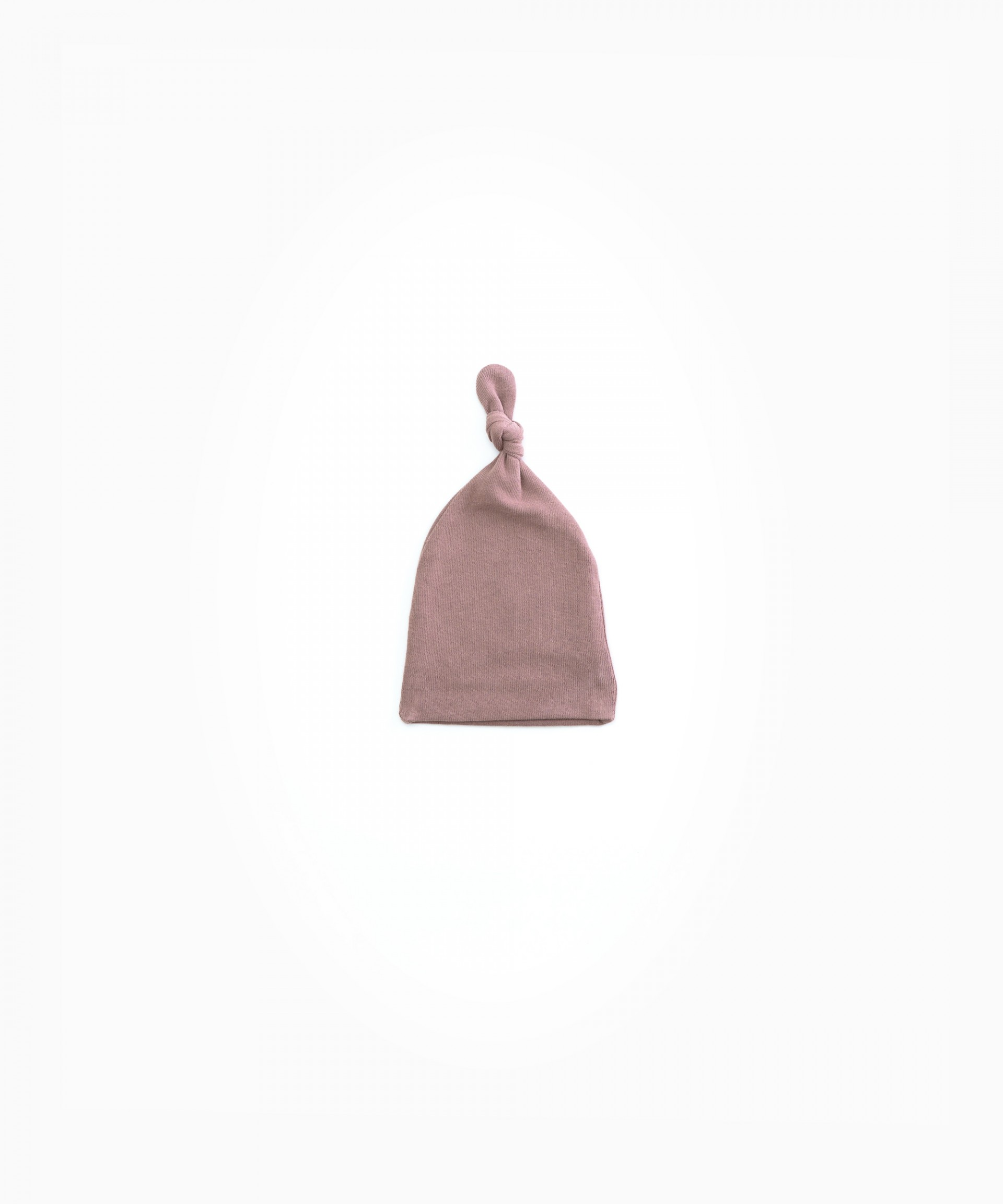 Bonnet in organic cotton  | Woodwork