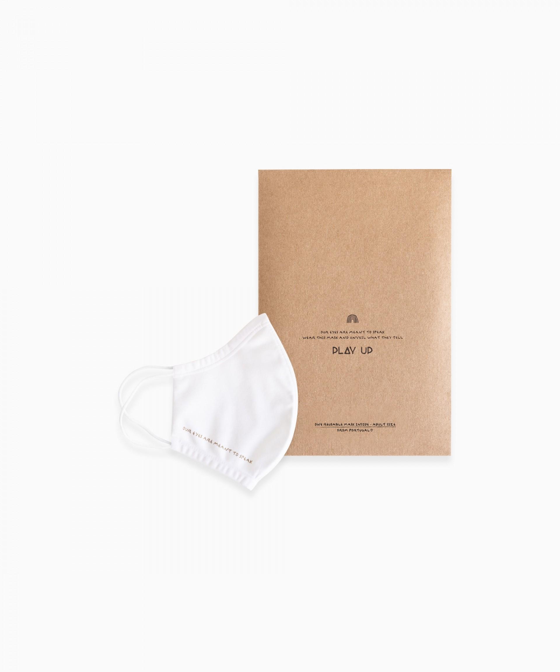 Máscara Social Adulto em algodão