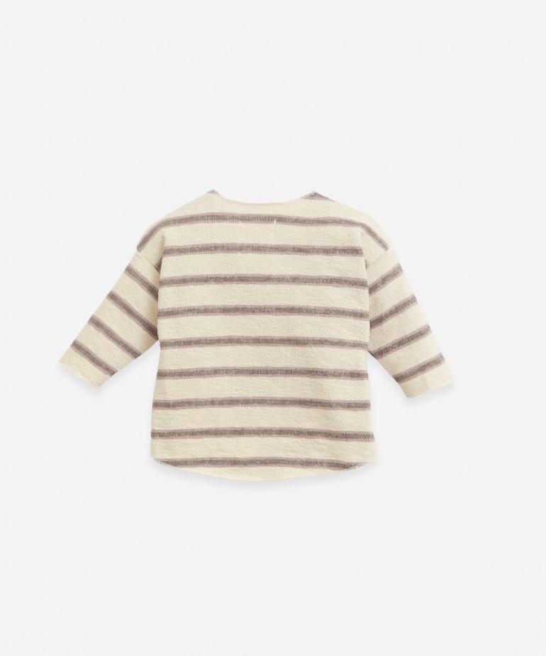 Jersey de punto de algodón