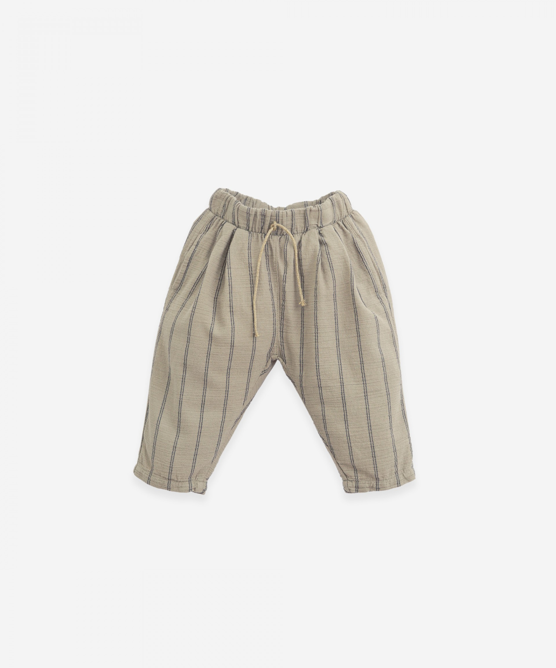 Woven trousers with pockets | Botany