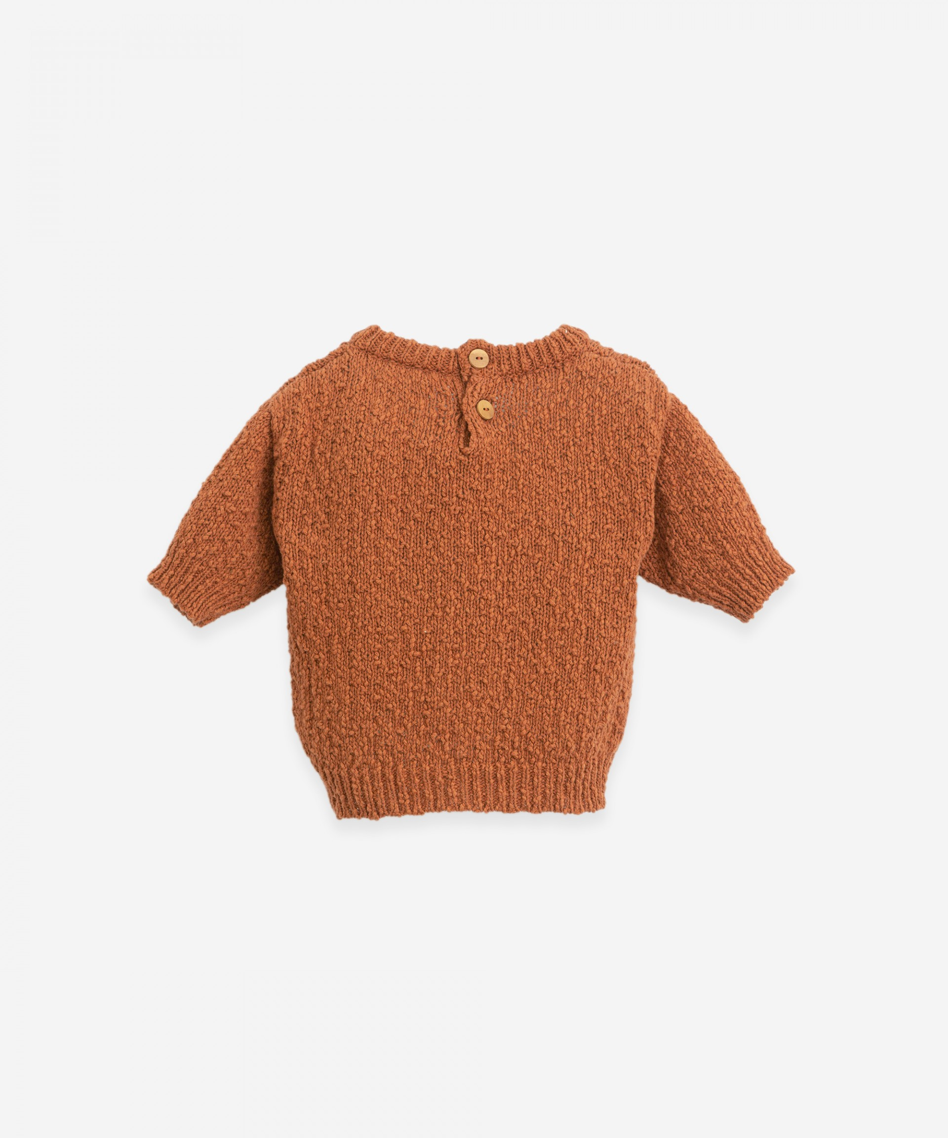 Knitted sweater | Botany