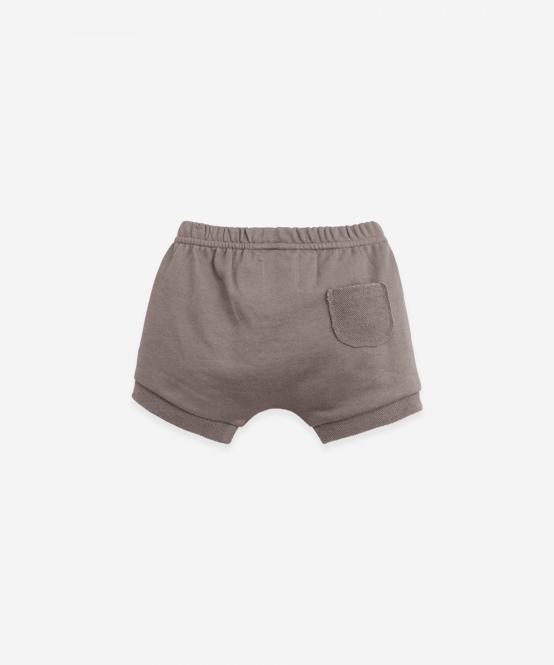 Pantalón corto con bolsillo del revés | Botany