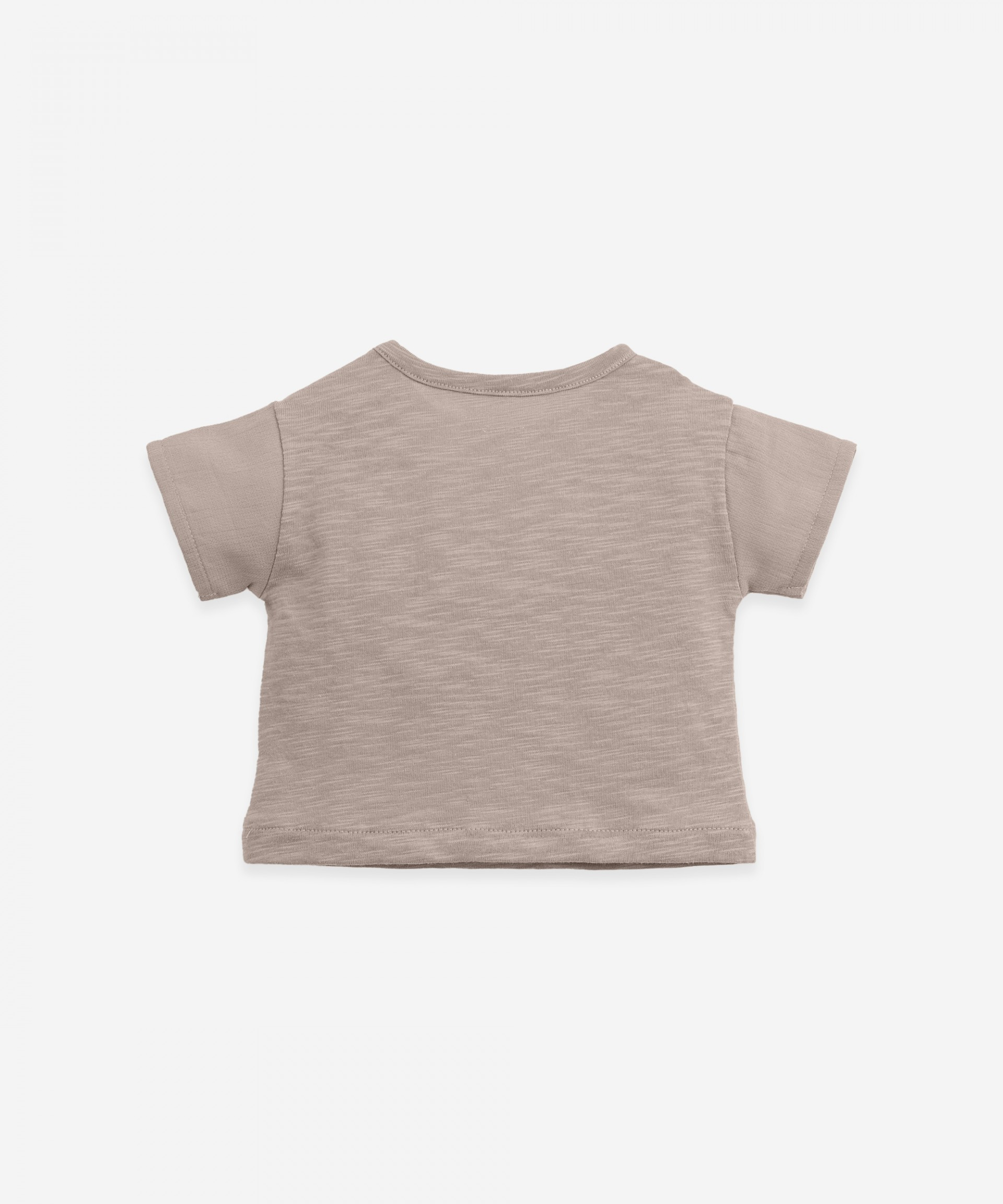 T-shirt with a front pocket | Botany