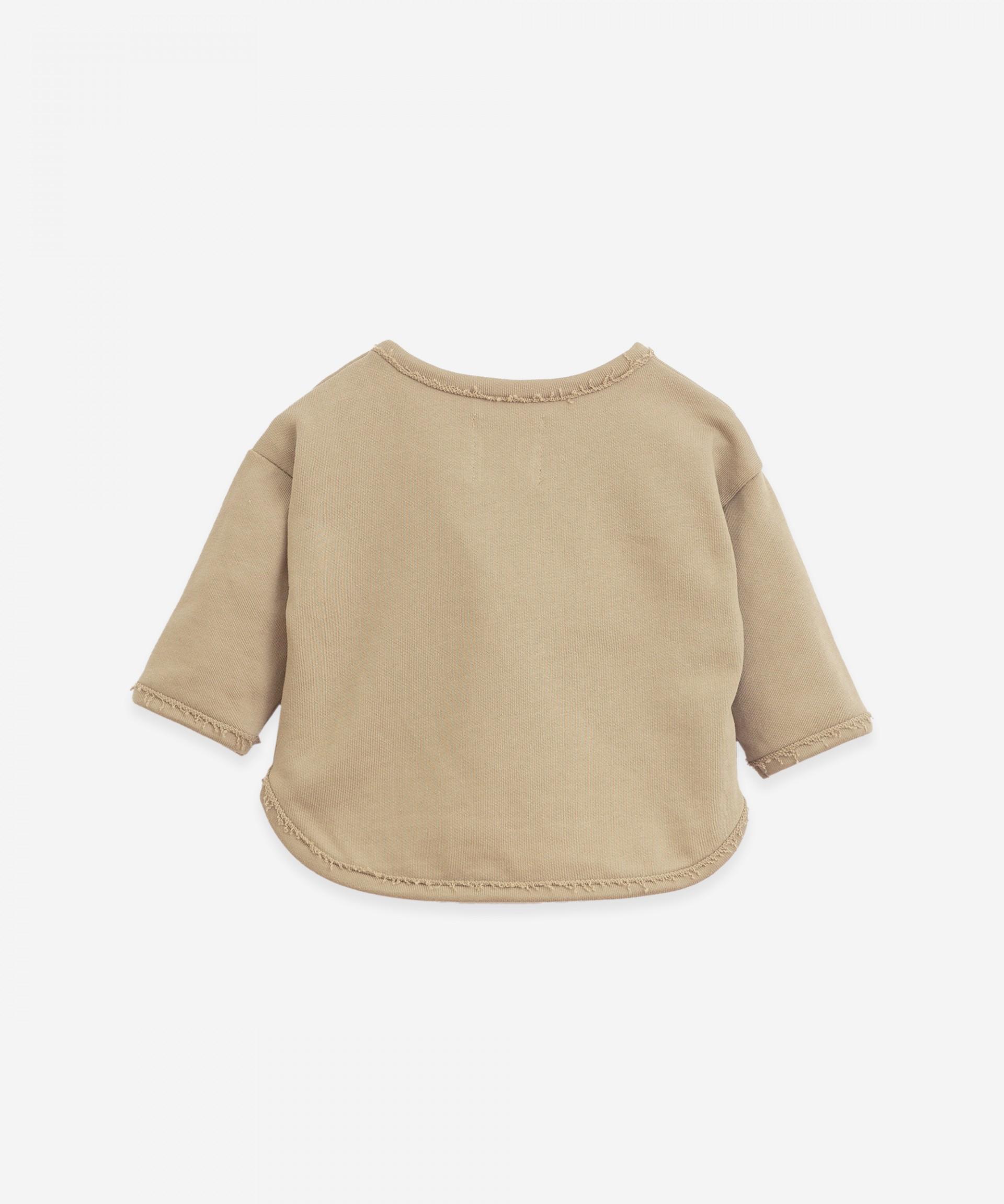 Suéter con cierre en el hombro | Botany