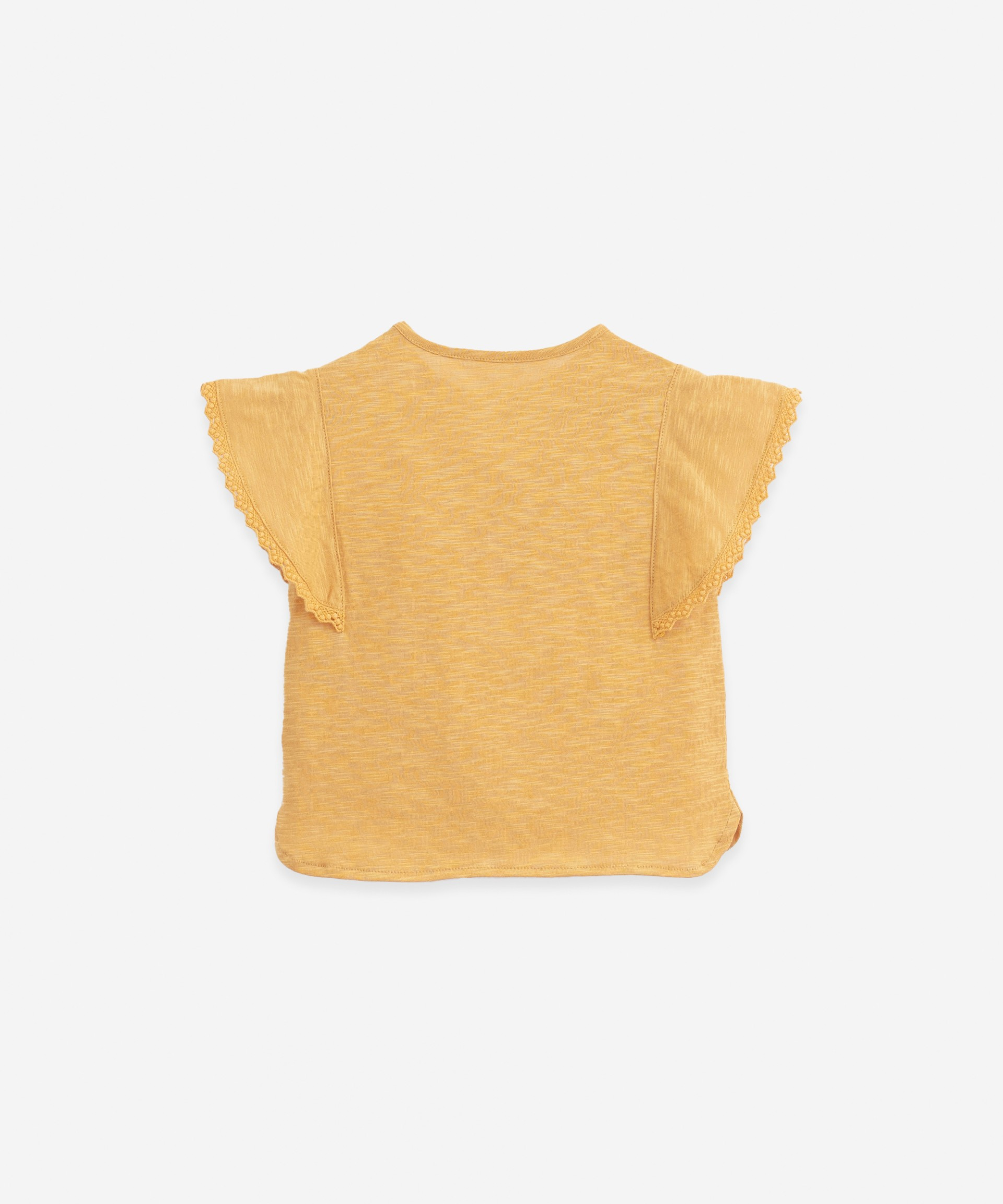 Organic cotton T-shirt | Botany