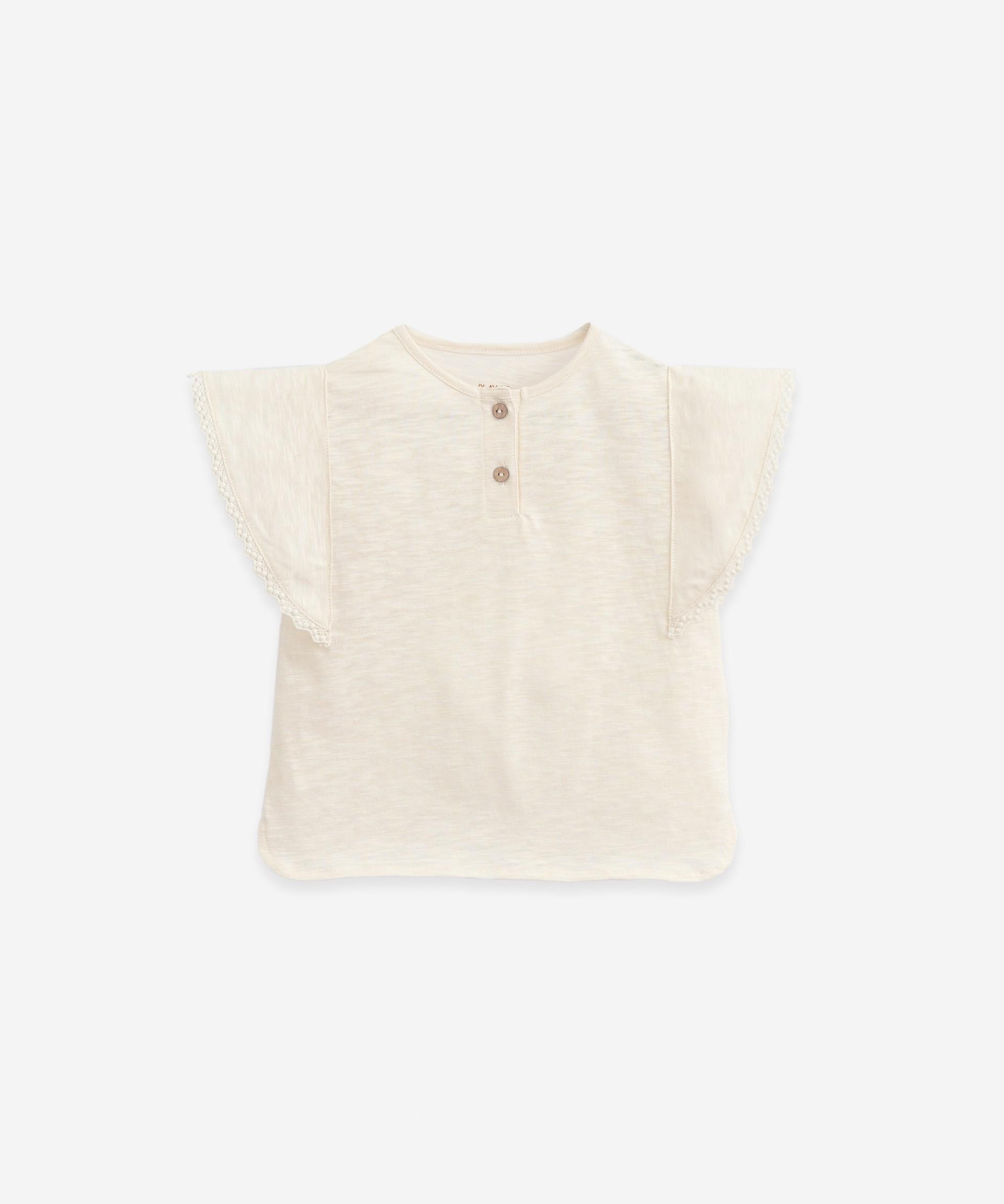 Organic cotton T-shirt   Botany
