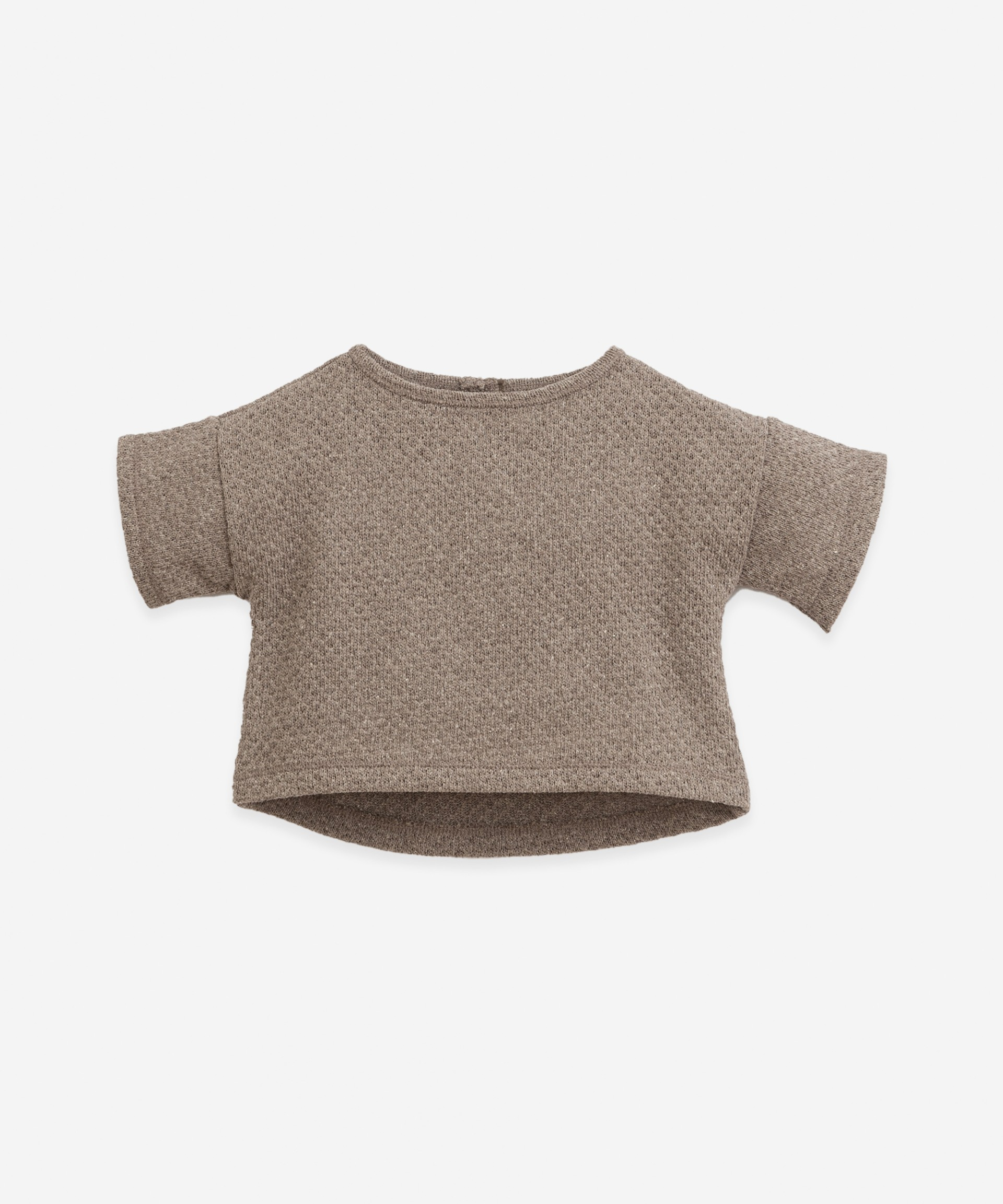 Wide sleeved sweater