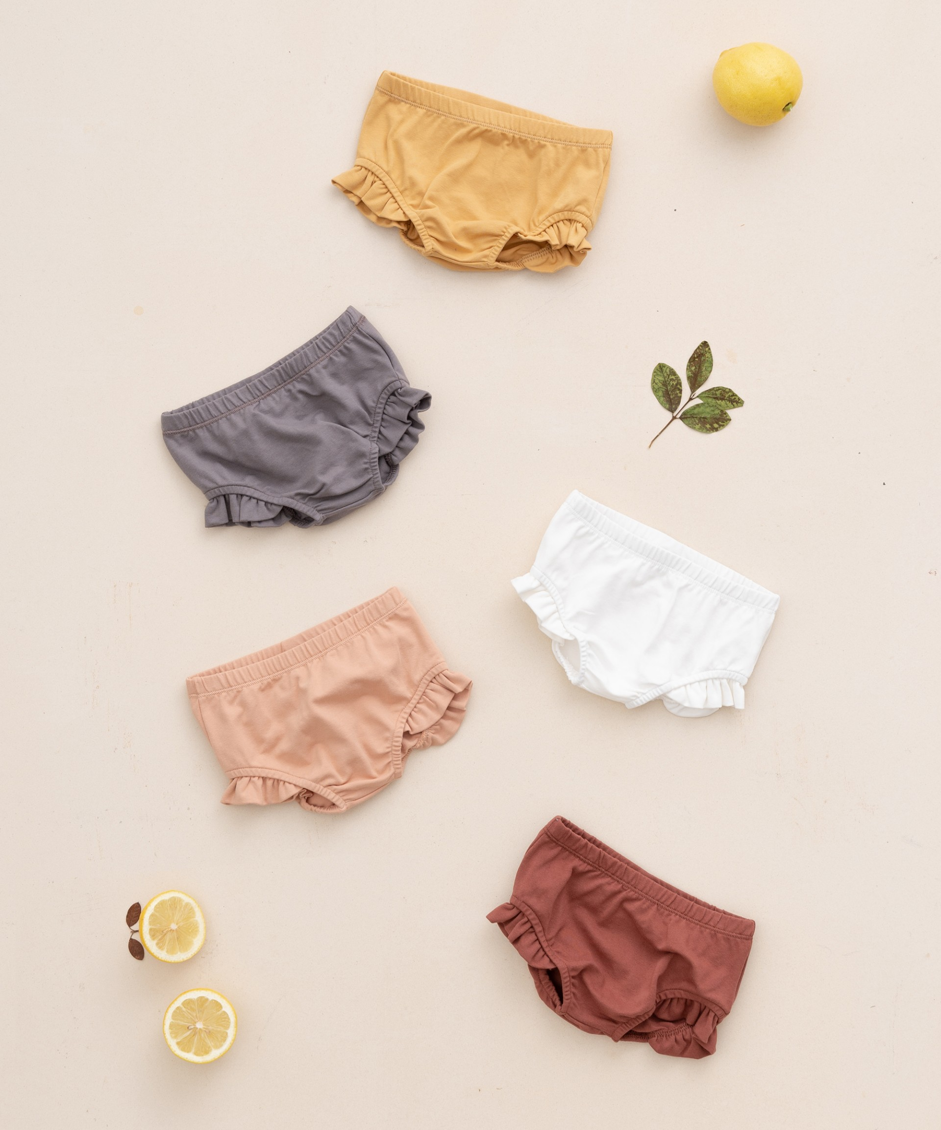 Organic cotton underpants | Botany