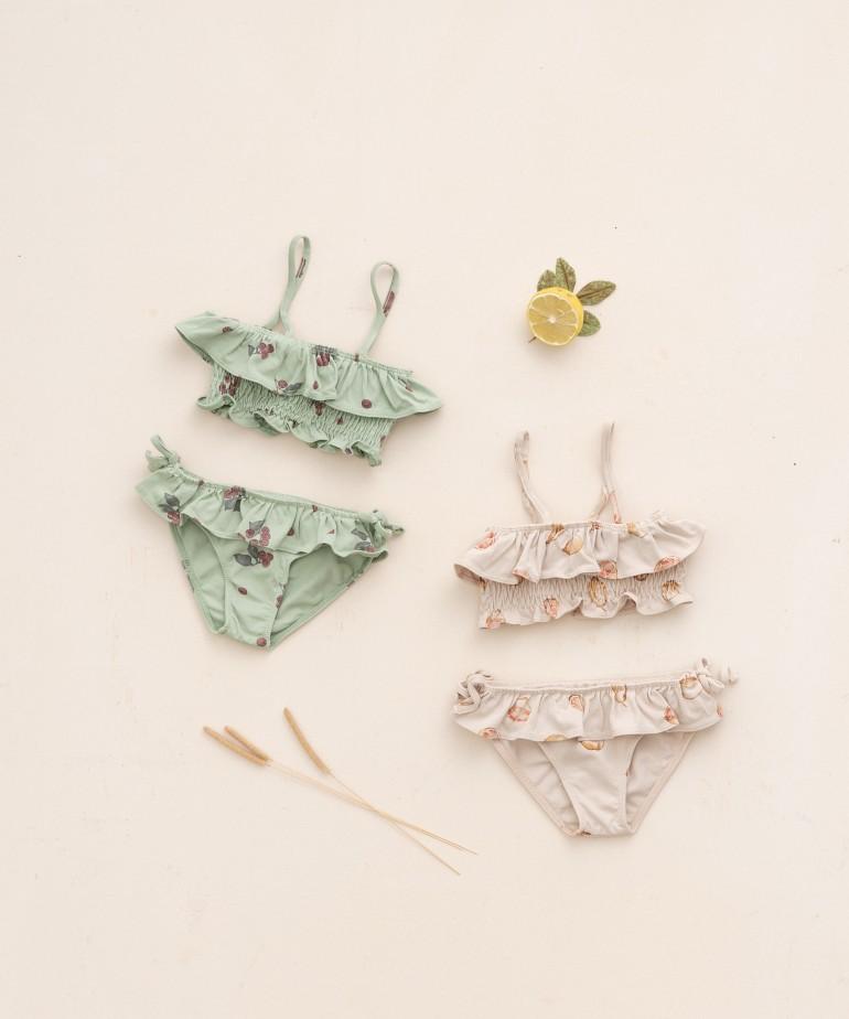 Organic cotton bikini