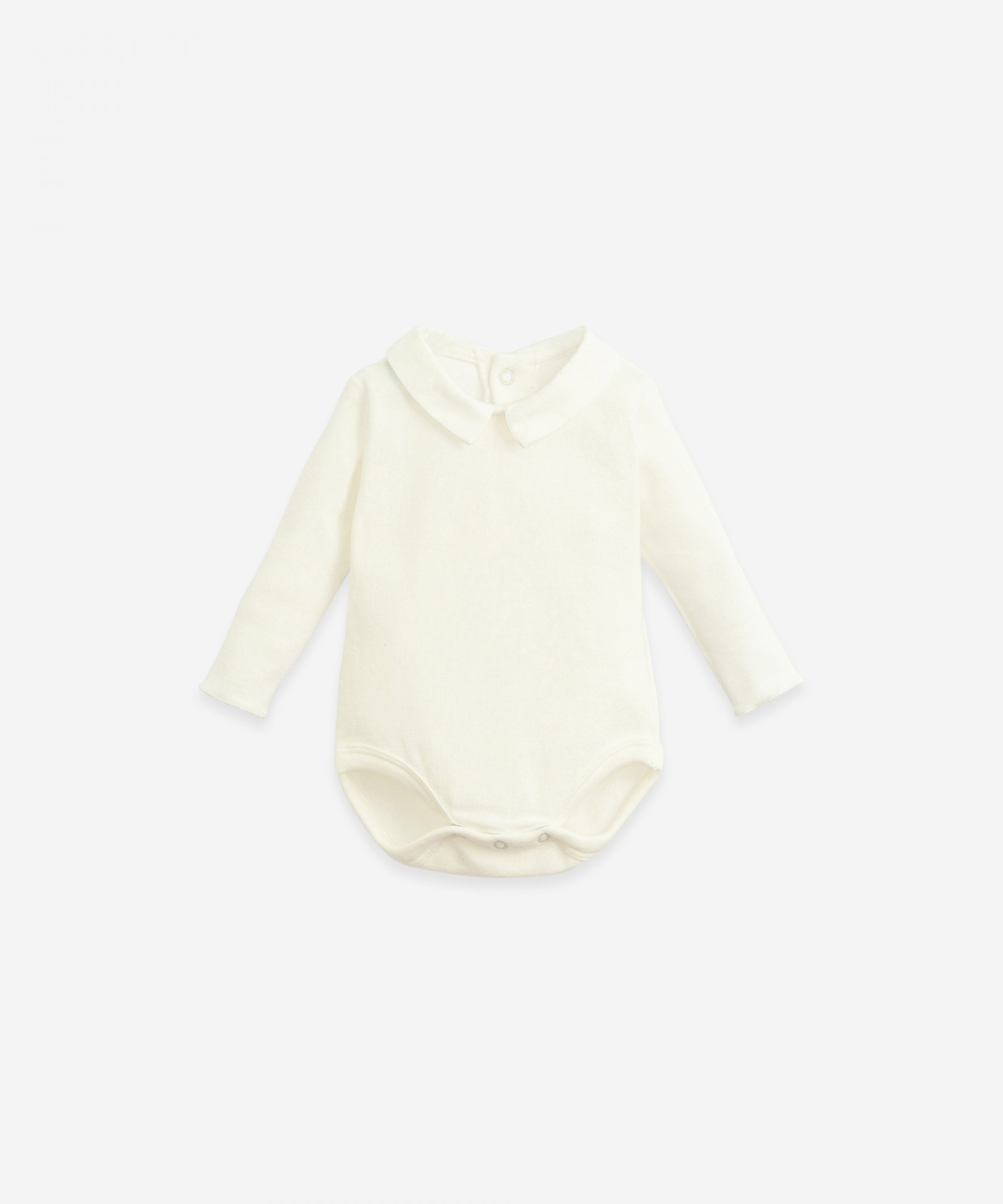 Body in organic cotton | Botany