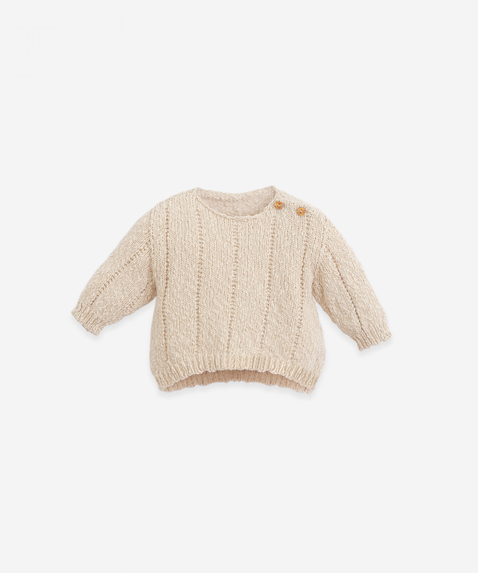 Cotton and linen jersey | Botany