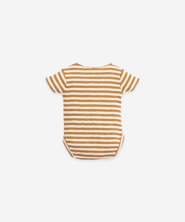 Striped body