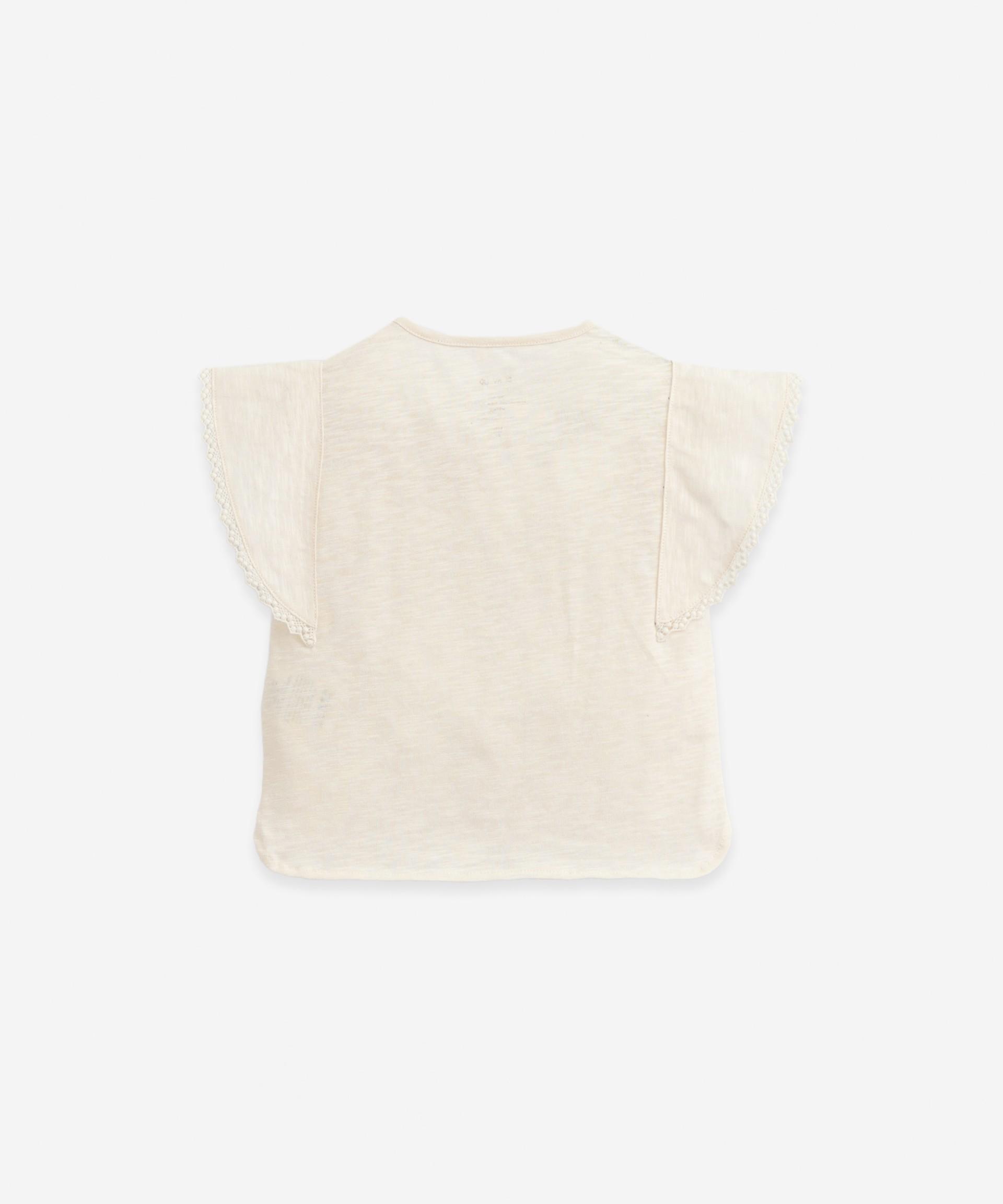 T-shirt e algodão orgânico | Botany