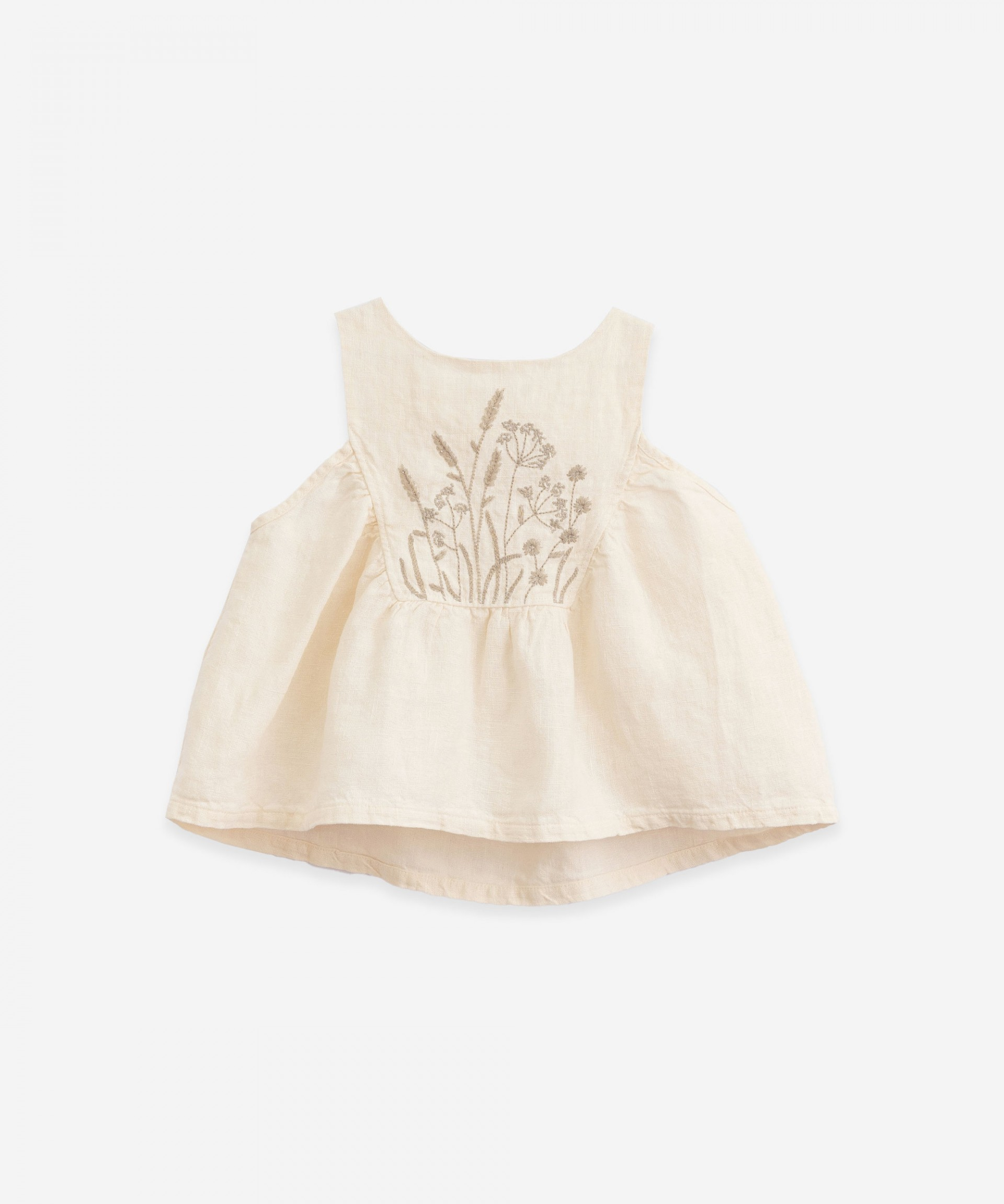 Linen tunic | Botany