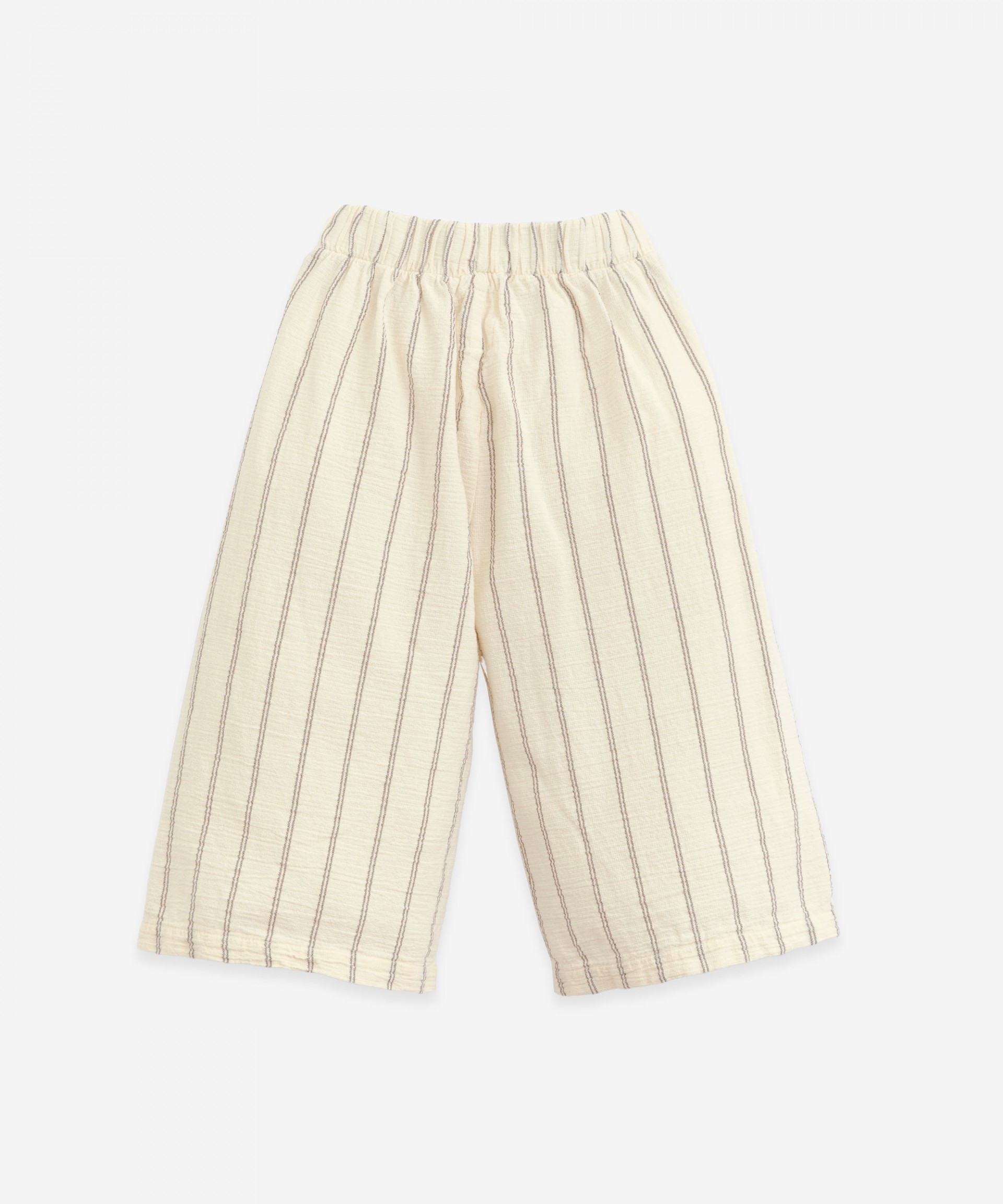 Striped trousers | Botany