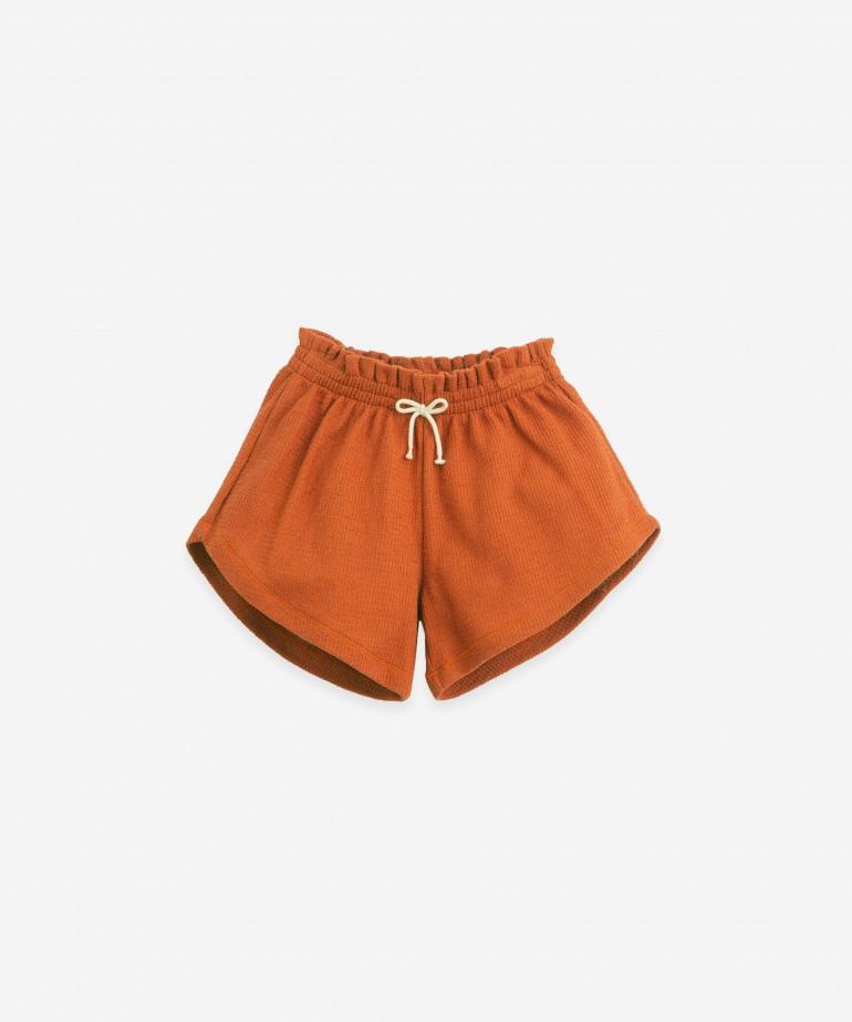 Pantaloni in cotone organico