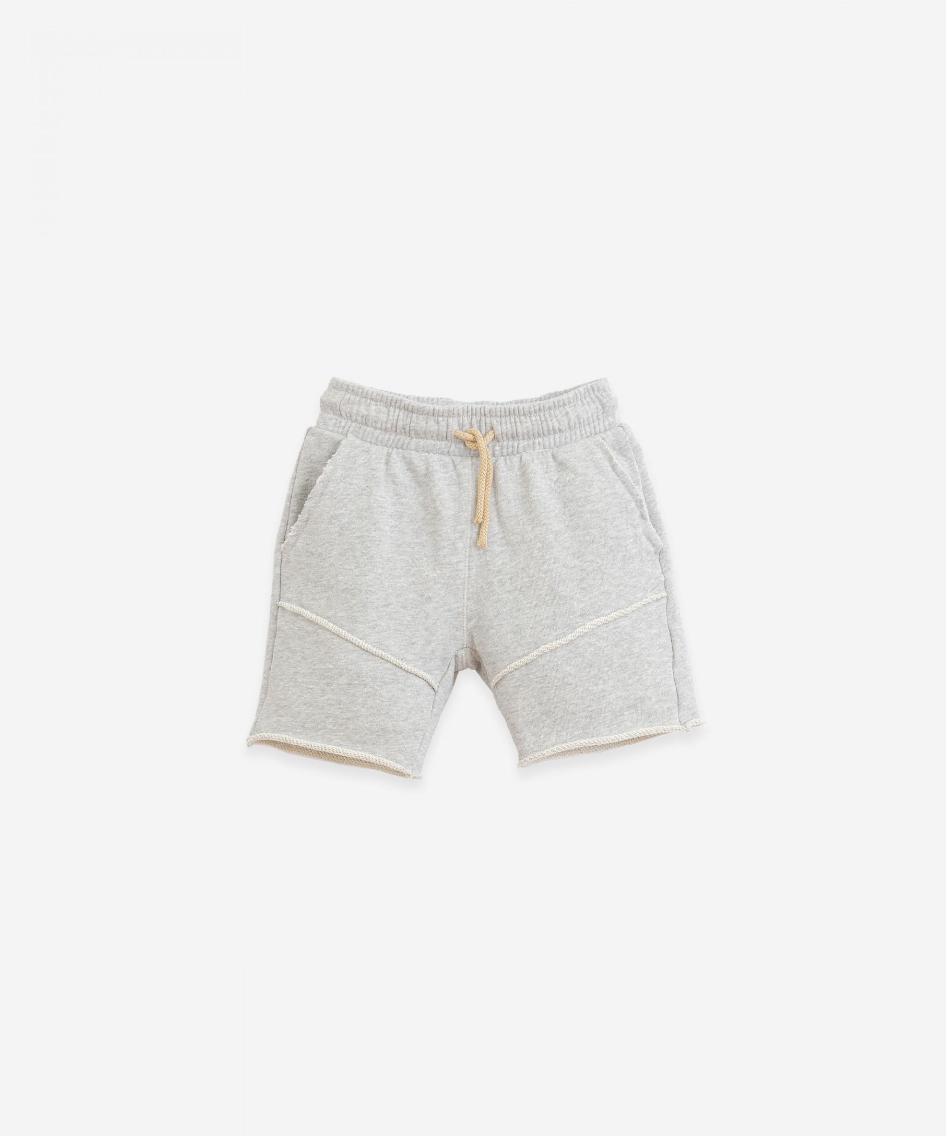 Pantalón corto con bolsillos | Botany