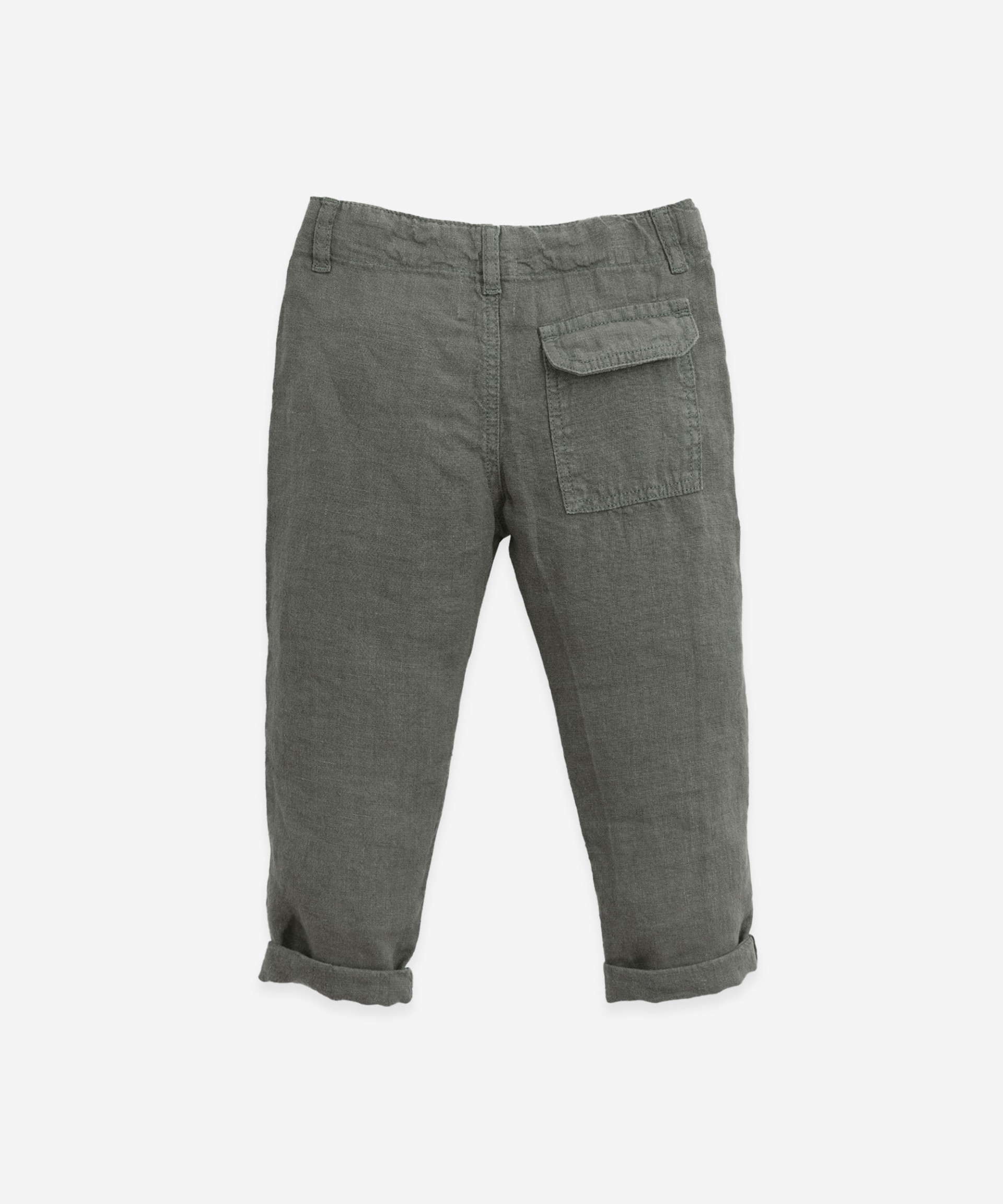 Linen trousers | Botany
