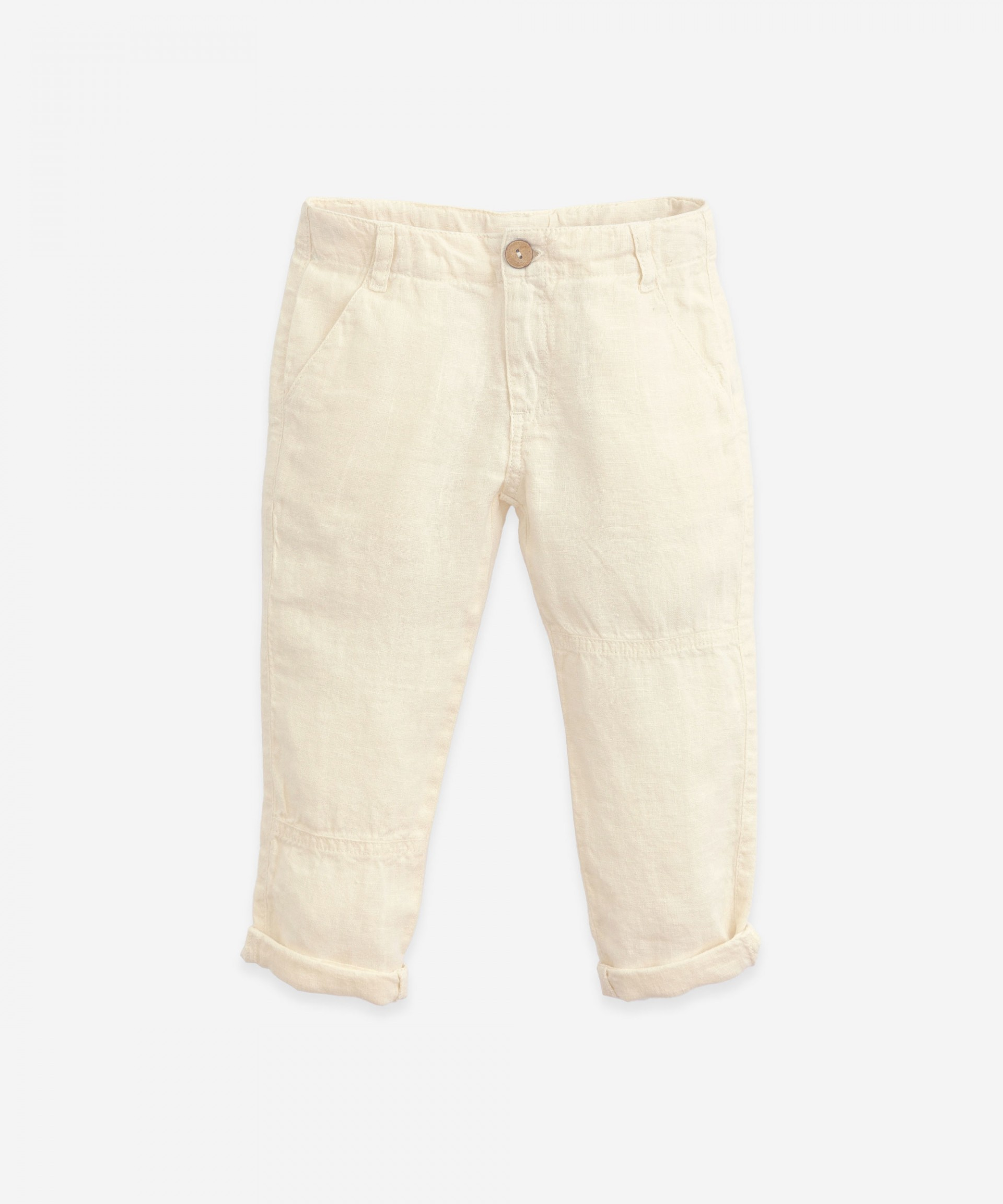 Linen trousers | Botany