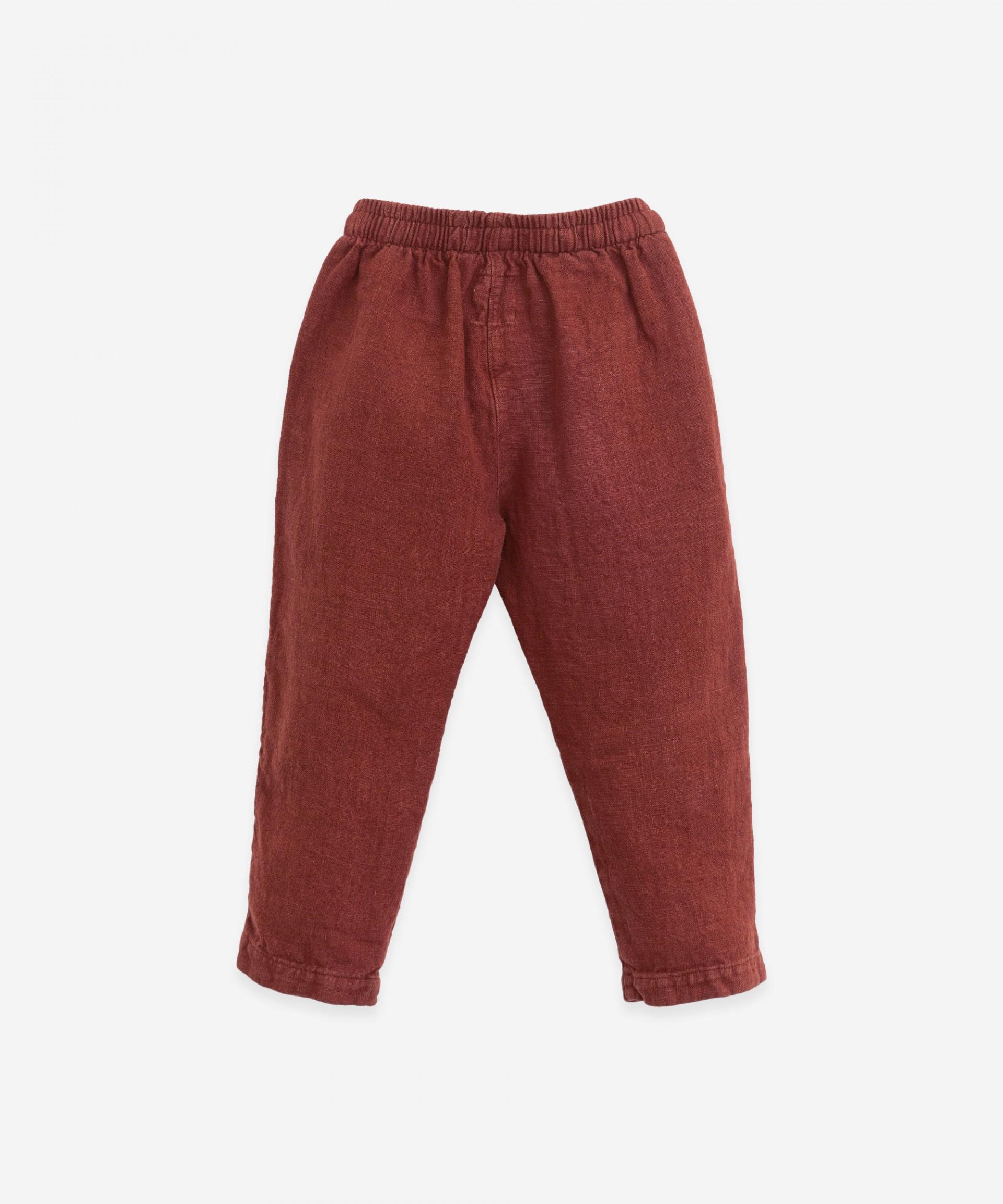 Pantalón de lino | Botany