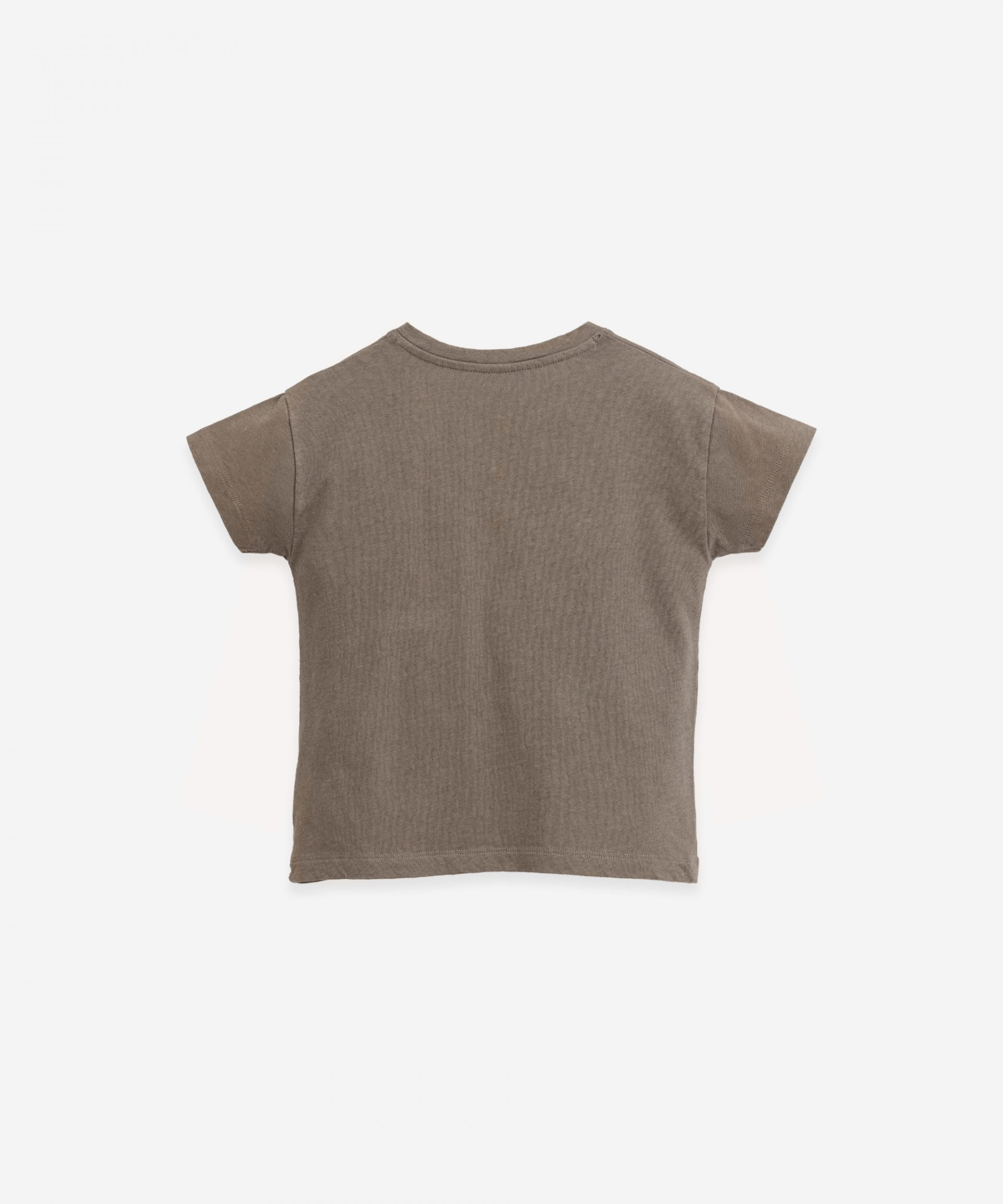 Camiseta con bolsillo | Botany