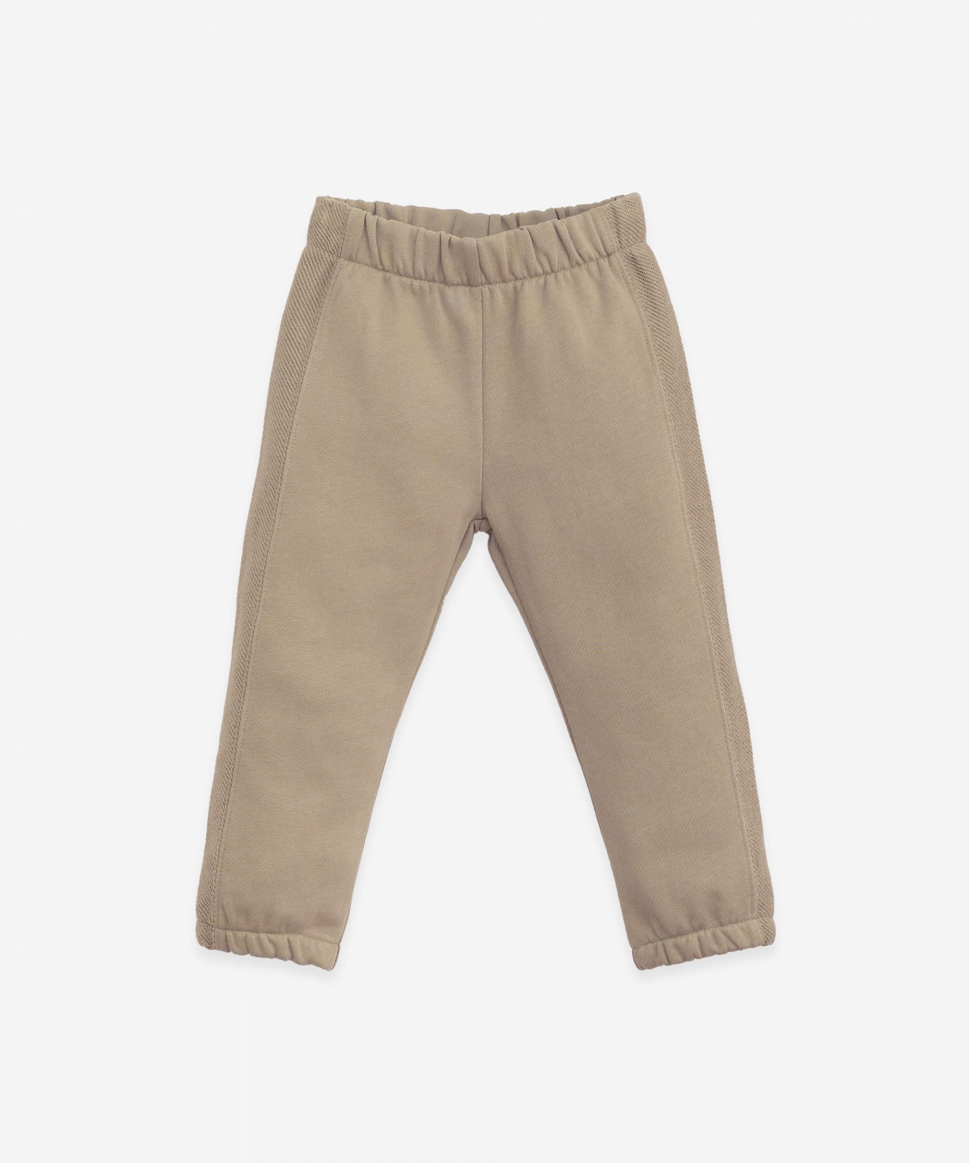 Pantalón de algodón orgánico | Botany