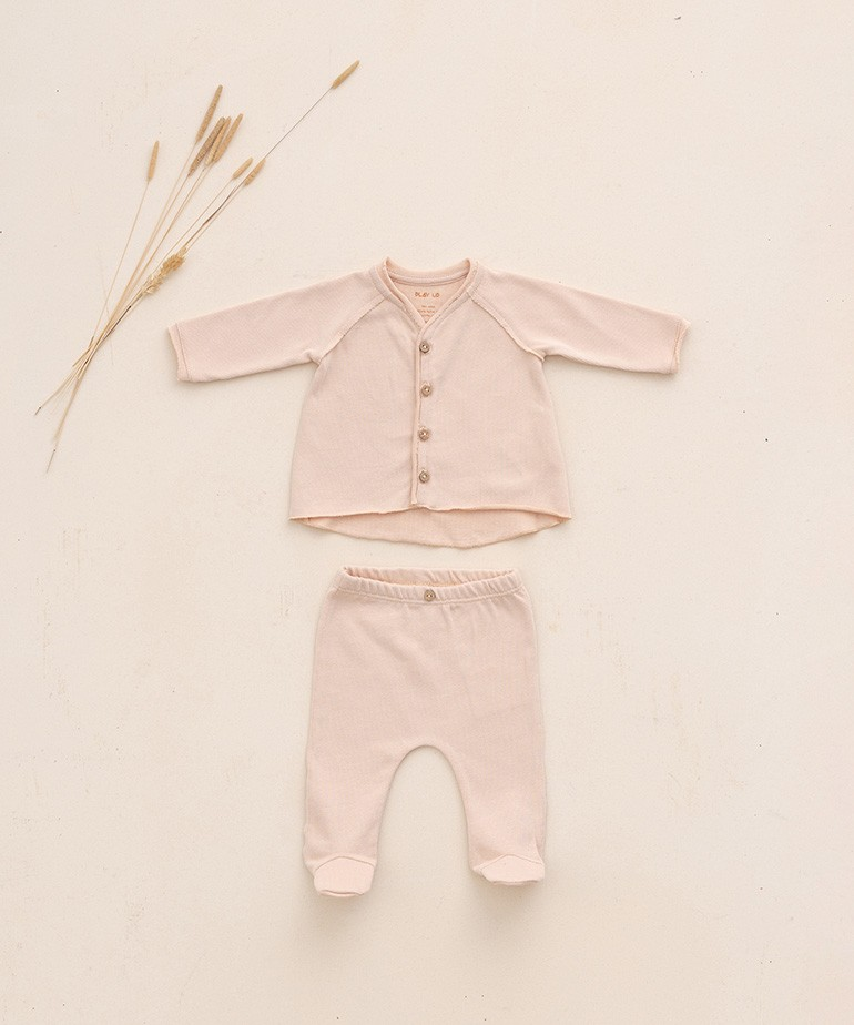Jacket and trouser set