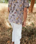Linen trousers   Botany