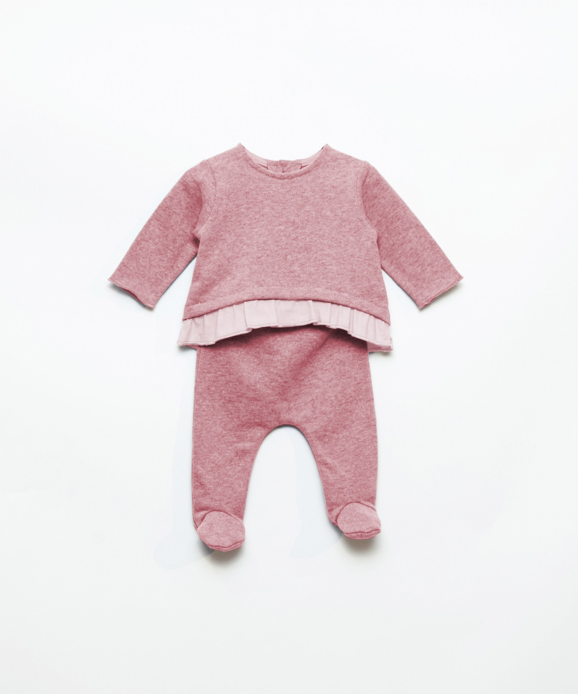Set in mixture of cotton and organic cotton| Illustration