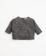 Camisola com padrão em algodão orgânico | Illustration