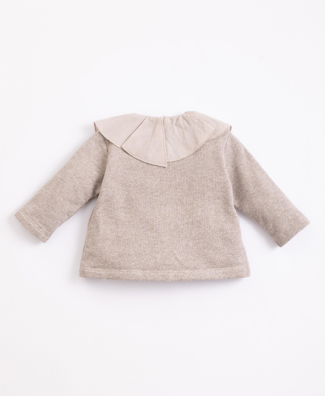 Camisola em algodão | Illustration