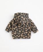 Jersey de algodón orgánico con capucha | Illustration