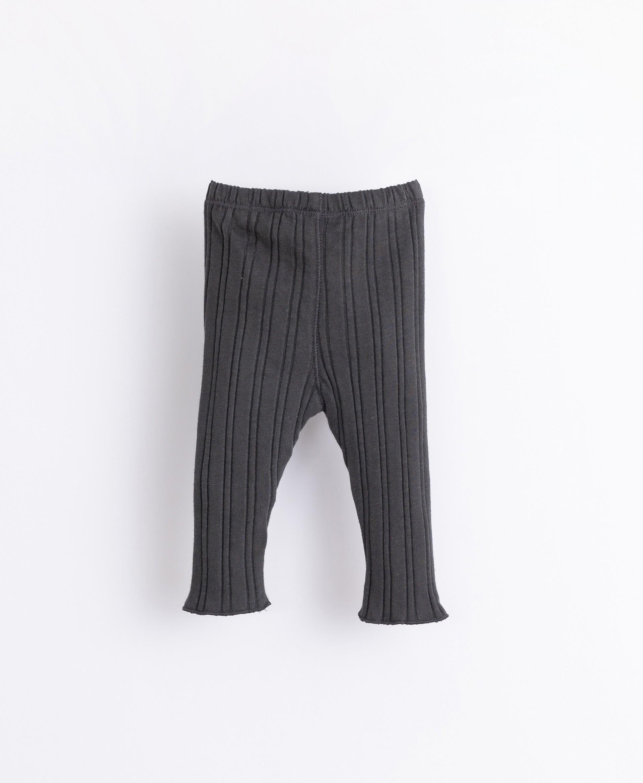 Leggings com fibras recicladas | Illustration