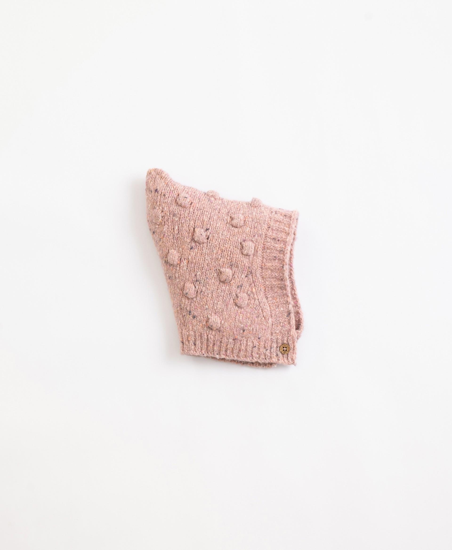 Copricapo invernale lavorato a maglia | Illustration