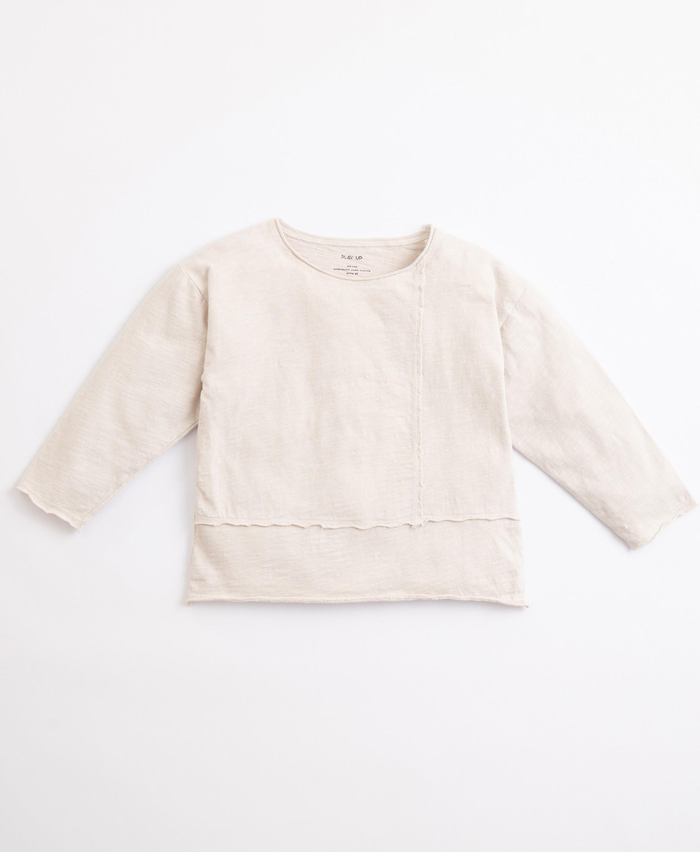 Organic cotton T-shirt | Illustration