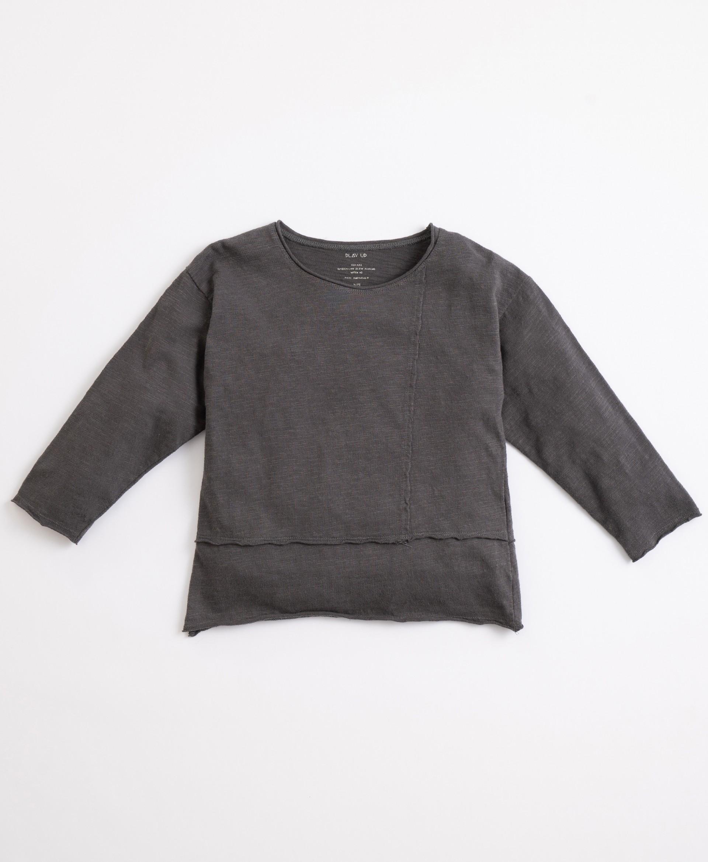 T-shirt em algodão orgânico | Illustration
